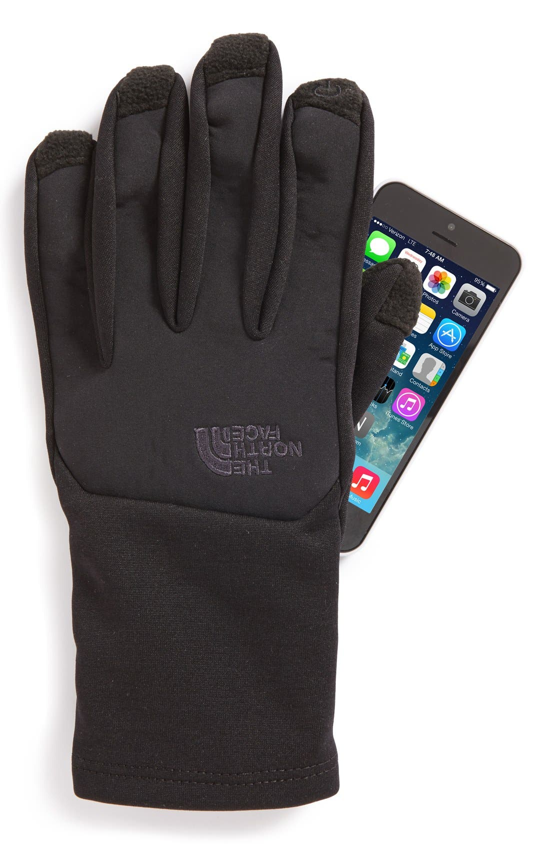 'Canyonwall' Etip Gloves,                             Alternate thumbnail 8, color,