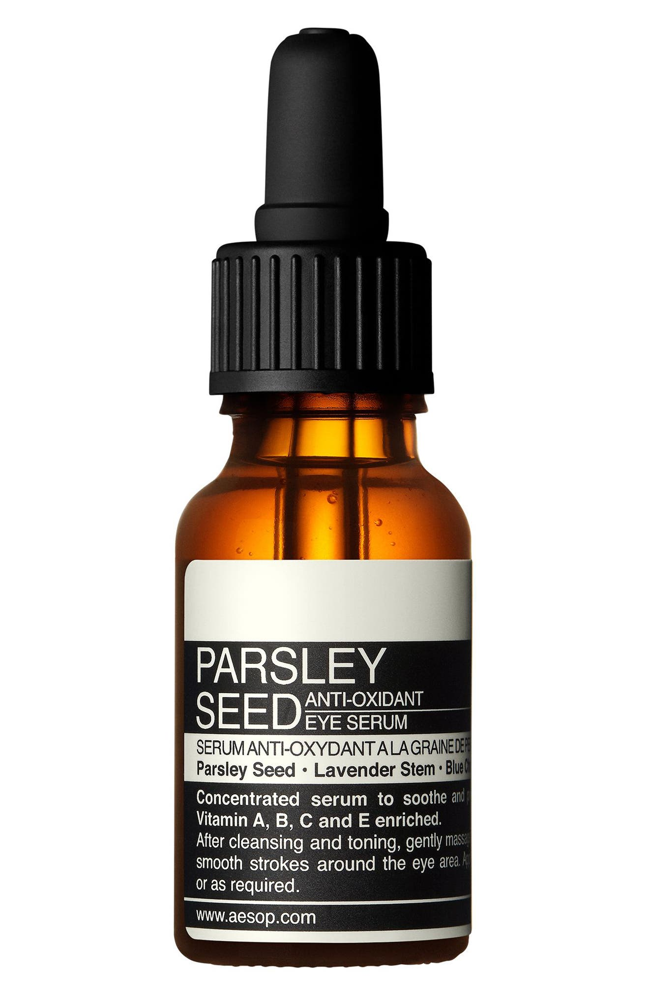 Parsley Seed Anti-Oxidant Eye Serum,                             Main thumbnail 1, color,                             NONE