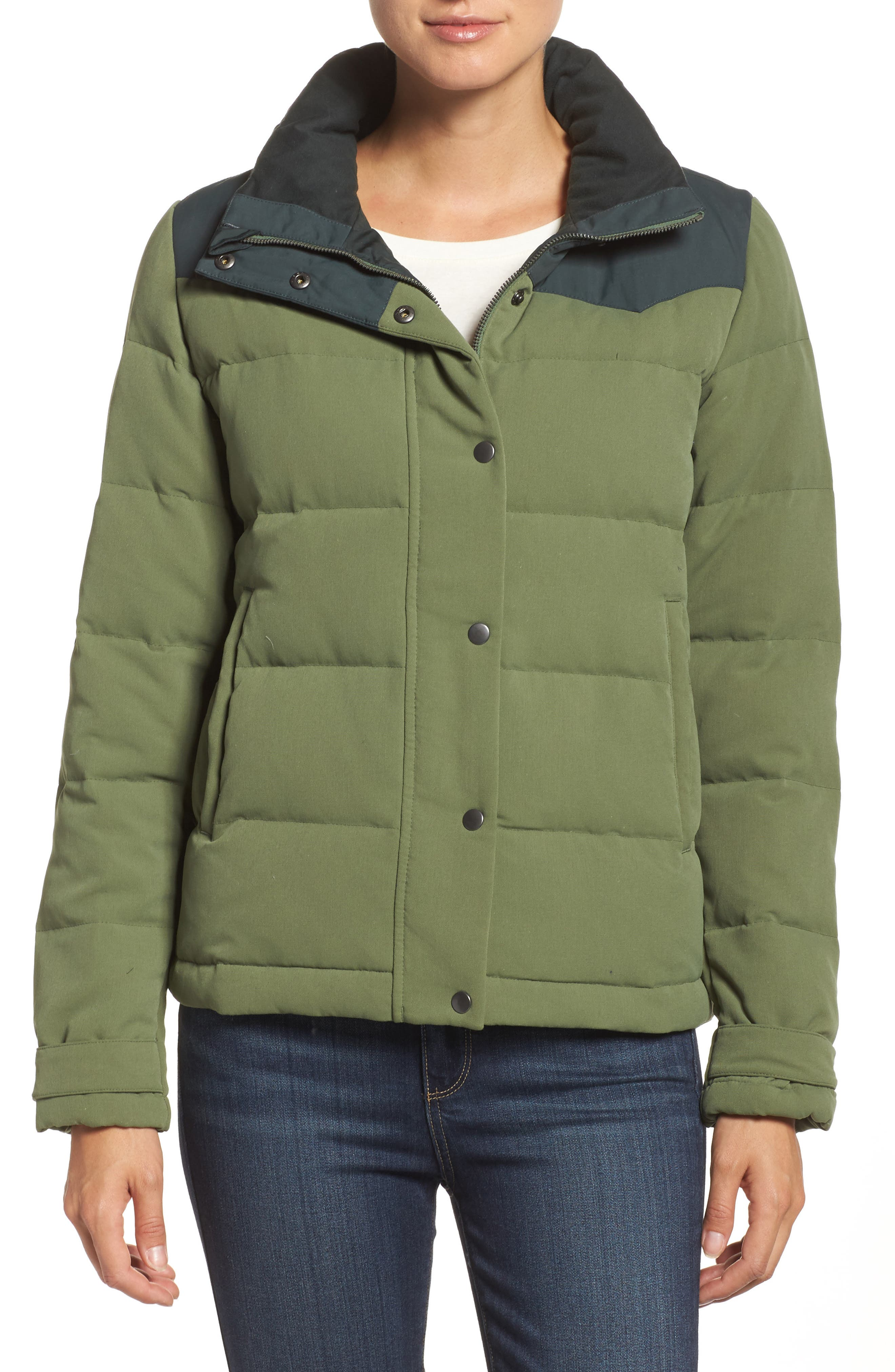 'Bivy' Water Repellent Down Jacket,                         Main,                         color, 301