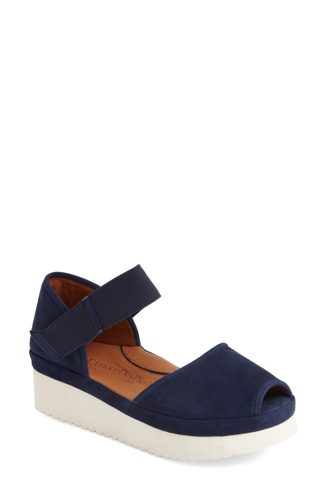 'Amadour' Platform Sandal,                             Main thumbnail 9, color,