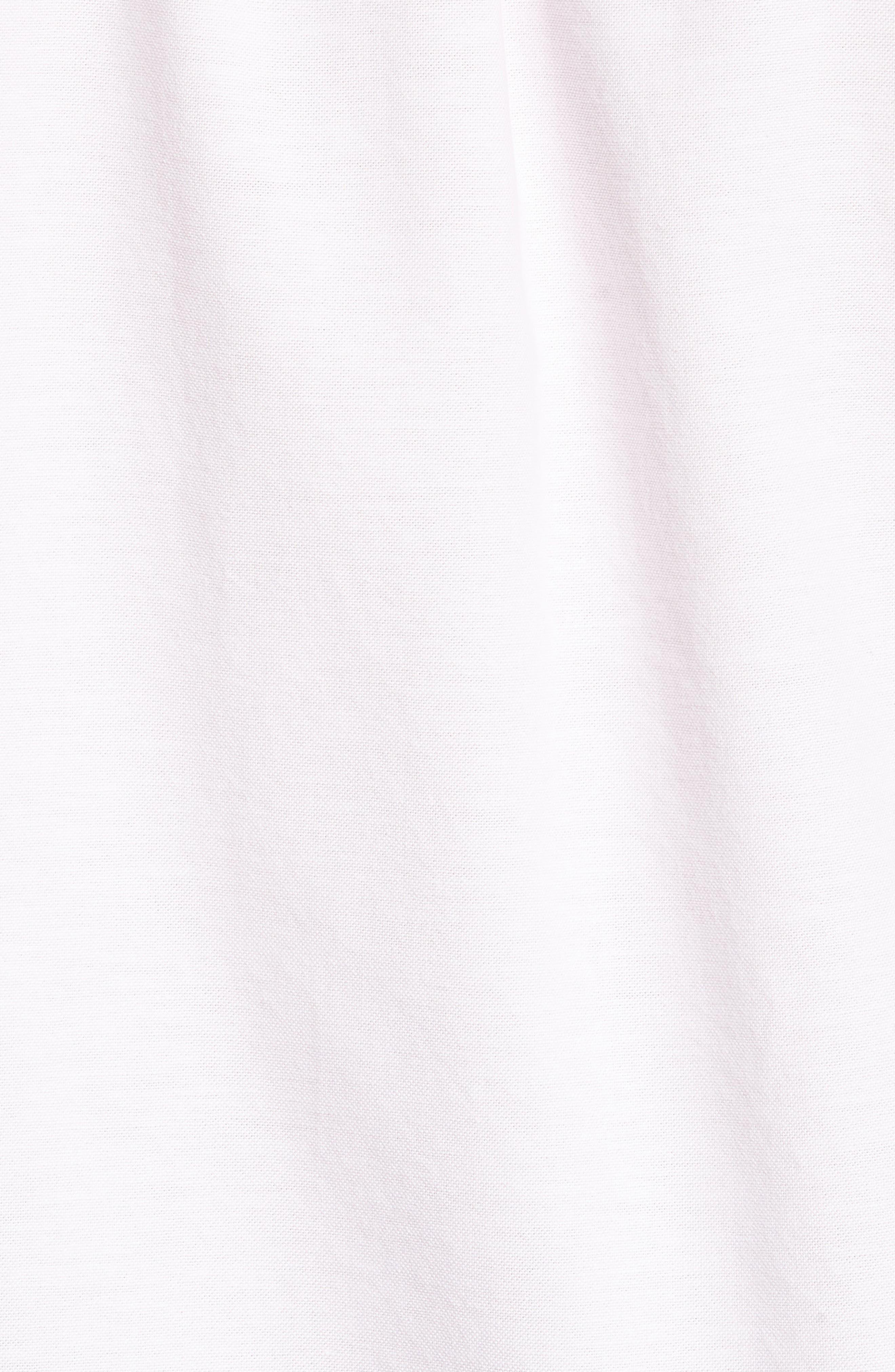 Extra Trim Fit Oxford Sport Shirt,                             Alternate thumbnail 2, color,                             650