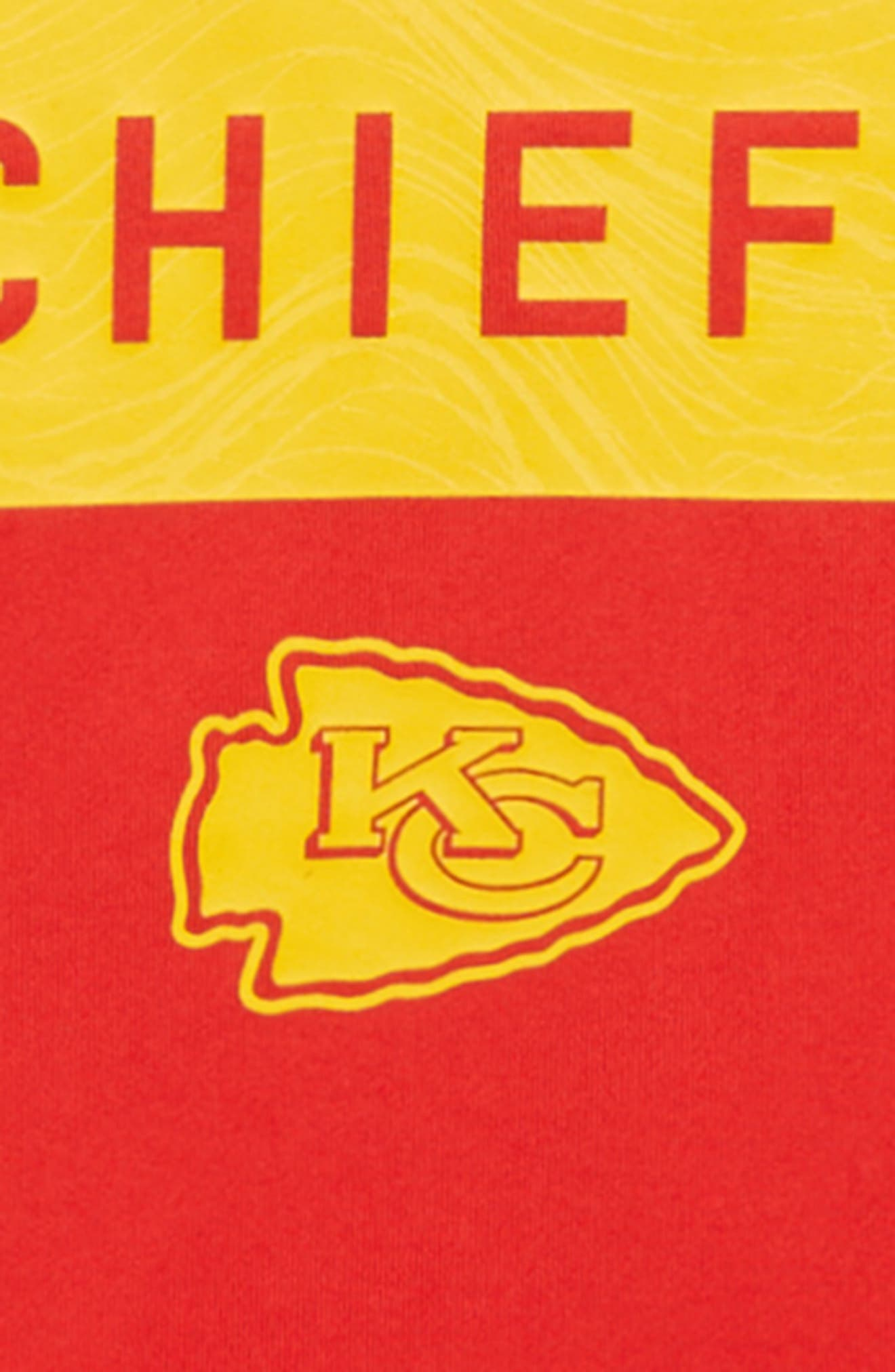 NIKE,                             NFL Kansas City Chiefs Dry Legend Lift T-Shirt,                             Alternate thumbnail 2, color,                             614