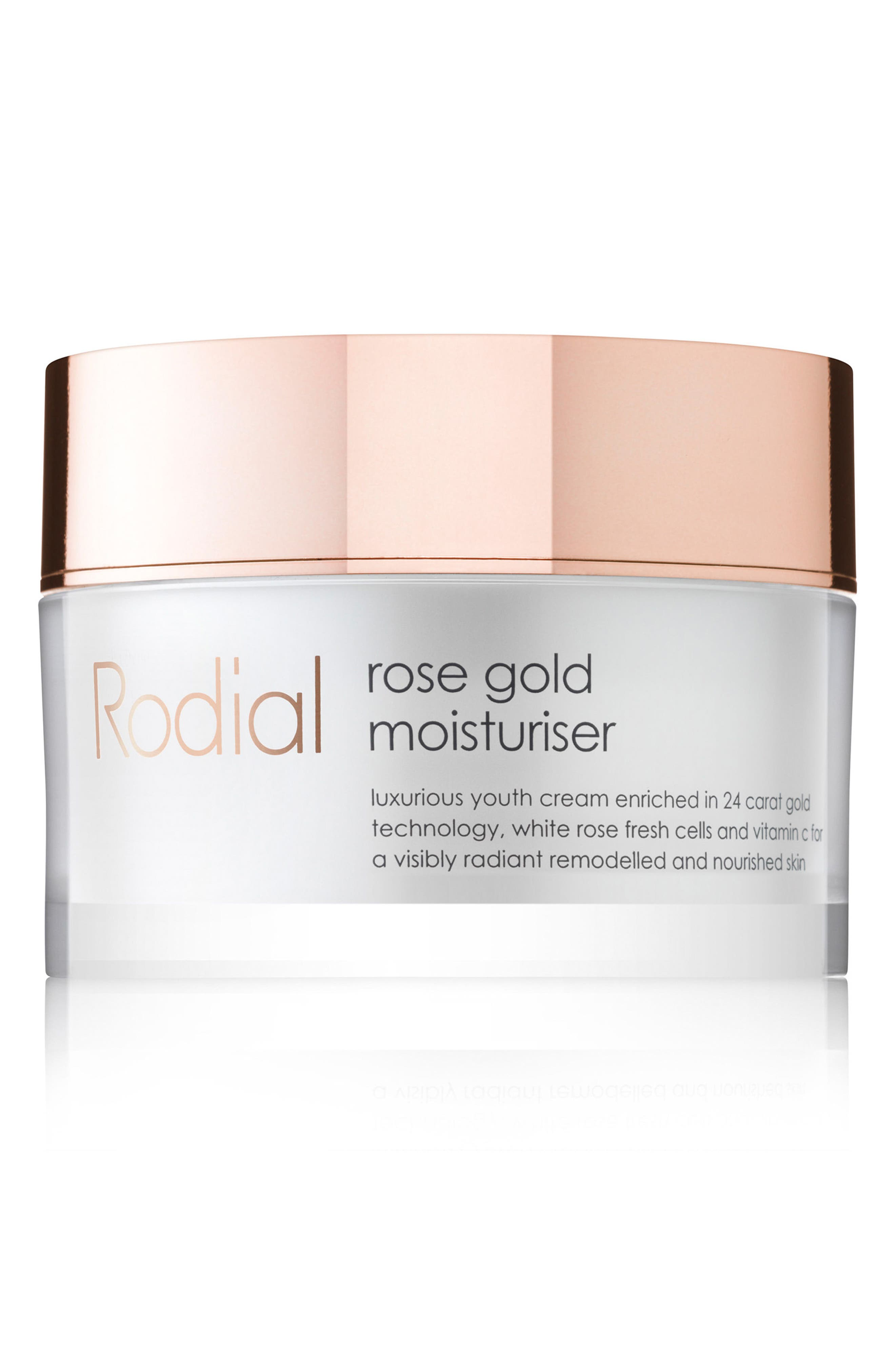 SPACE.NK.apothecary Rodial Rose Gold Moisturizer,                             Main thumbnail 1, color,                             NO COLOR