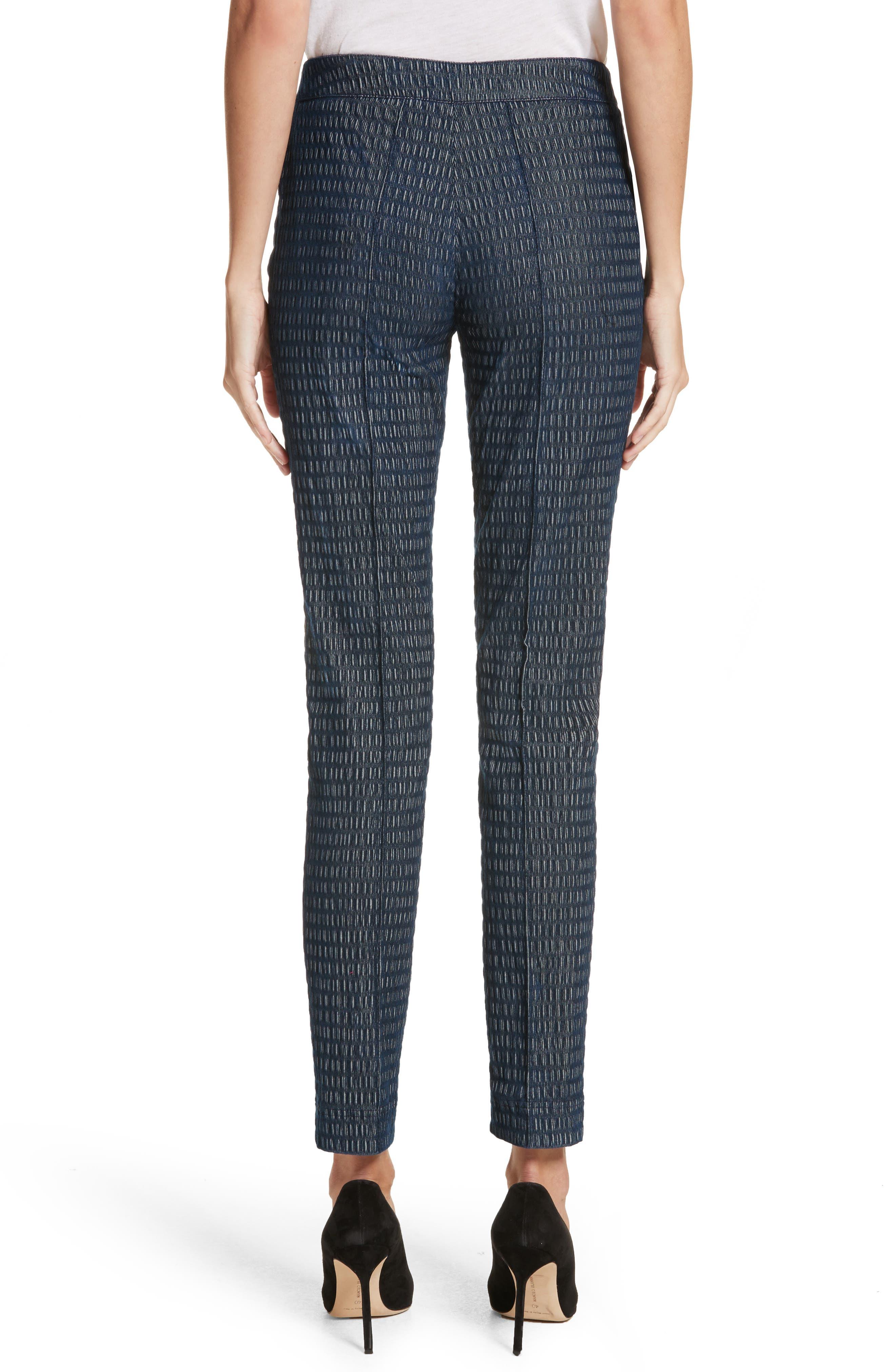 Mara Cloquer Jersey Pants,                             Alternate thumbnail 2, color,                             400