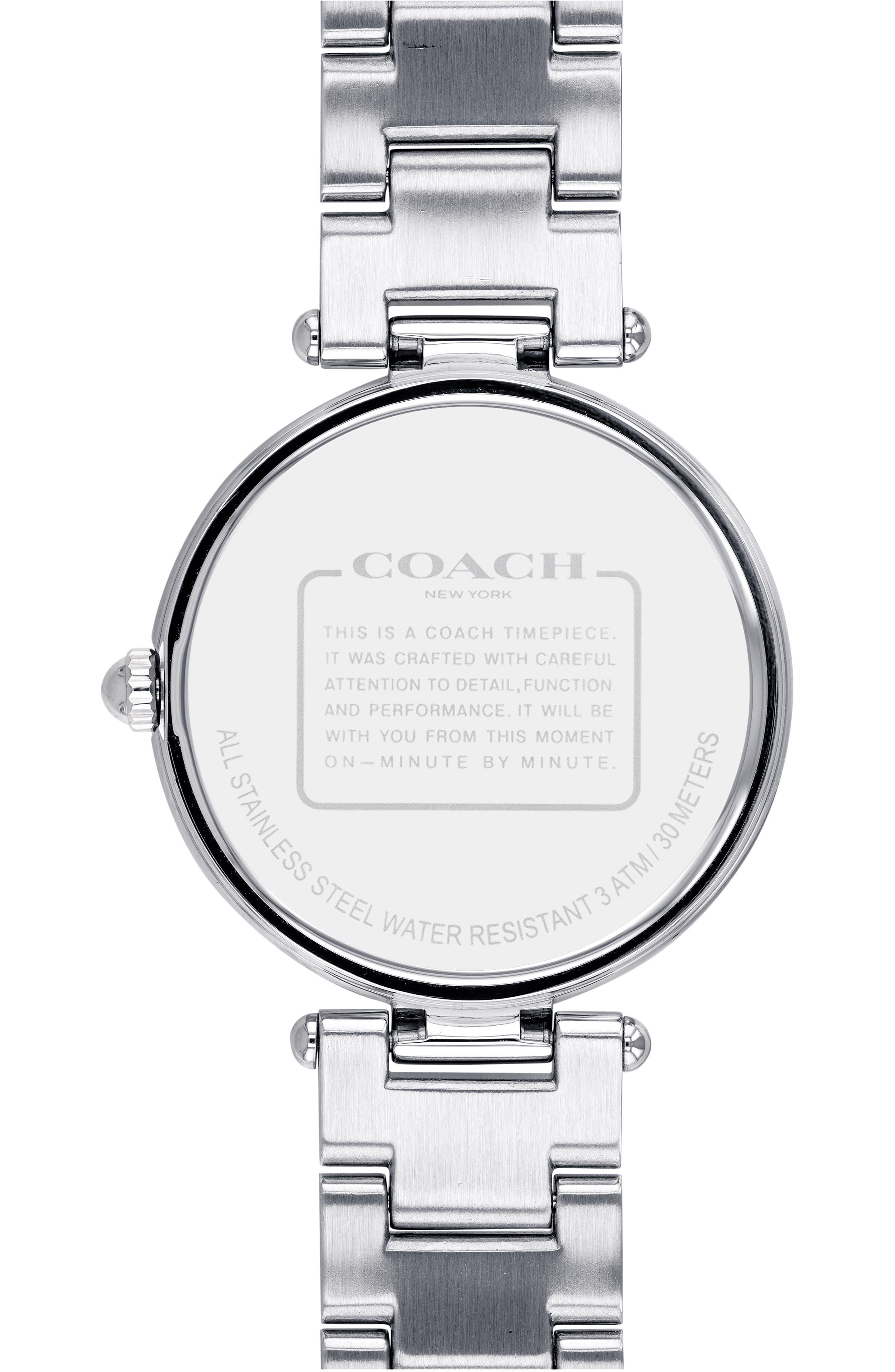 Park Bracelet Watch, 34mm,                             Alternate thumbnail 2, color,                             040