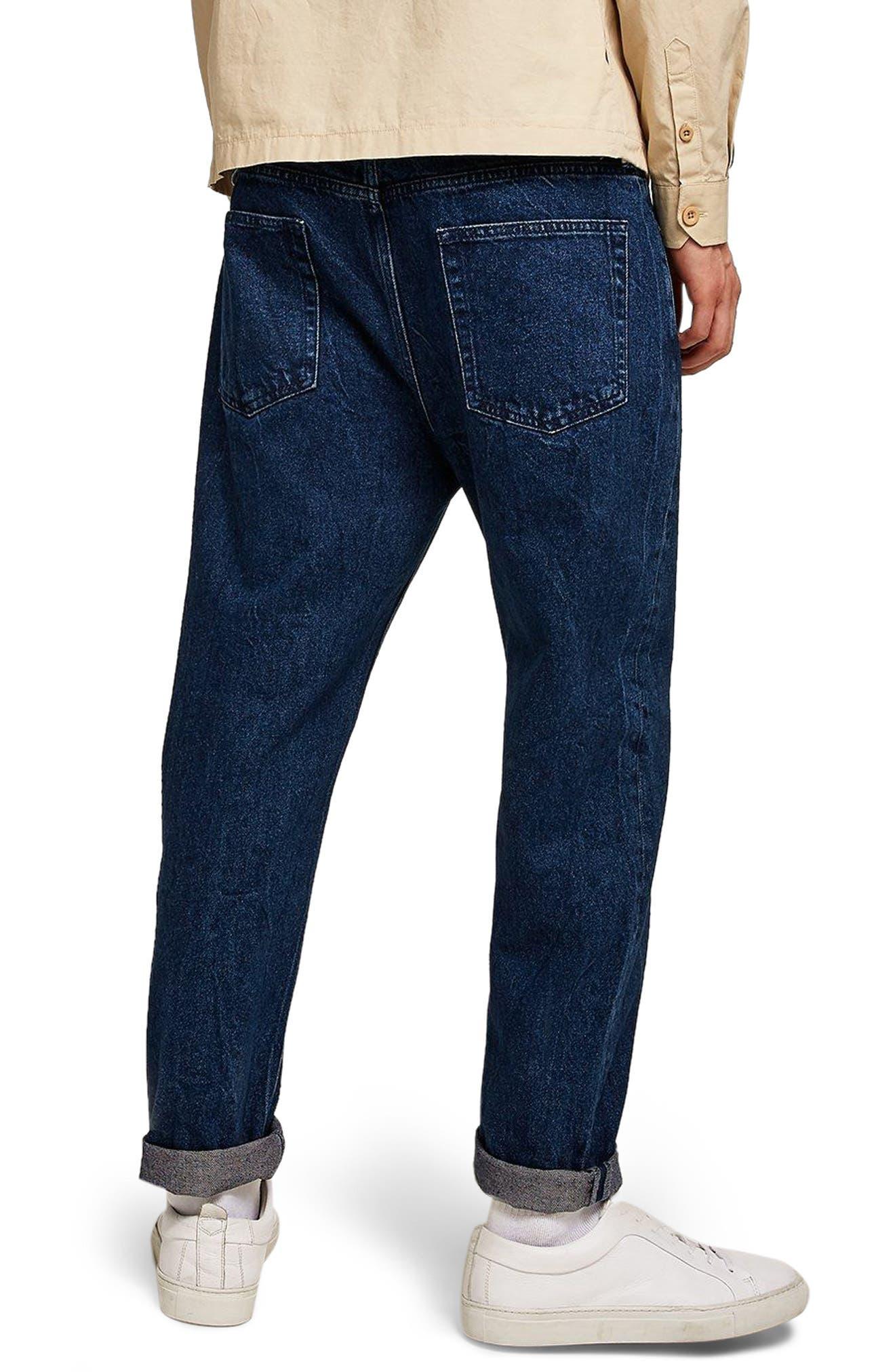 Original Fit Jeans,                             Alternate thumbnail 2, color,                             BLUE