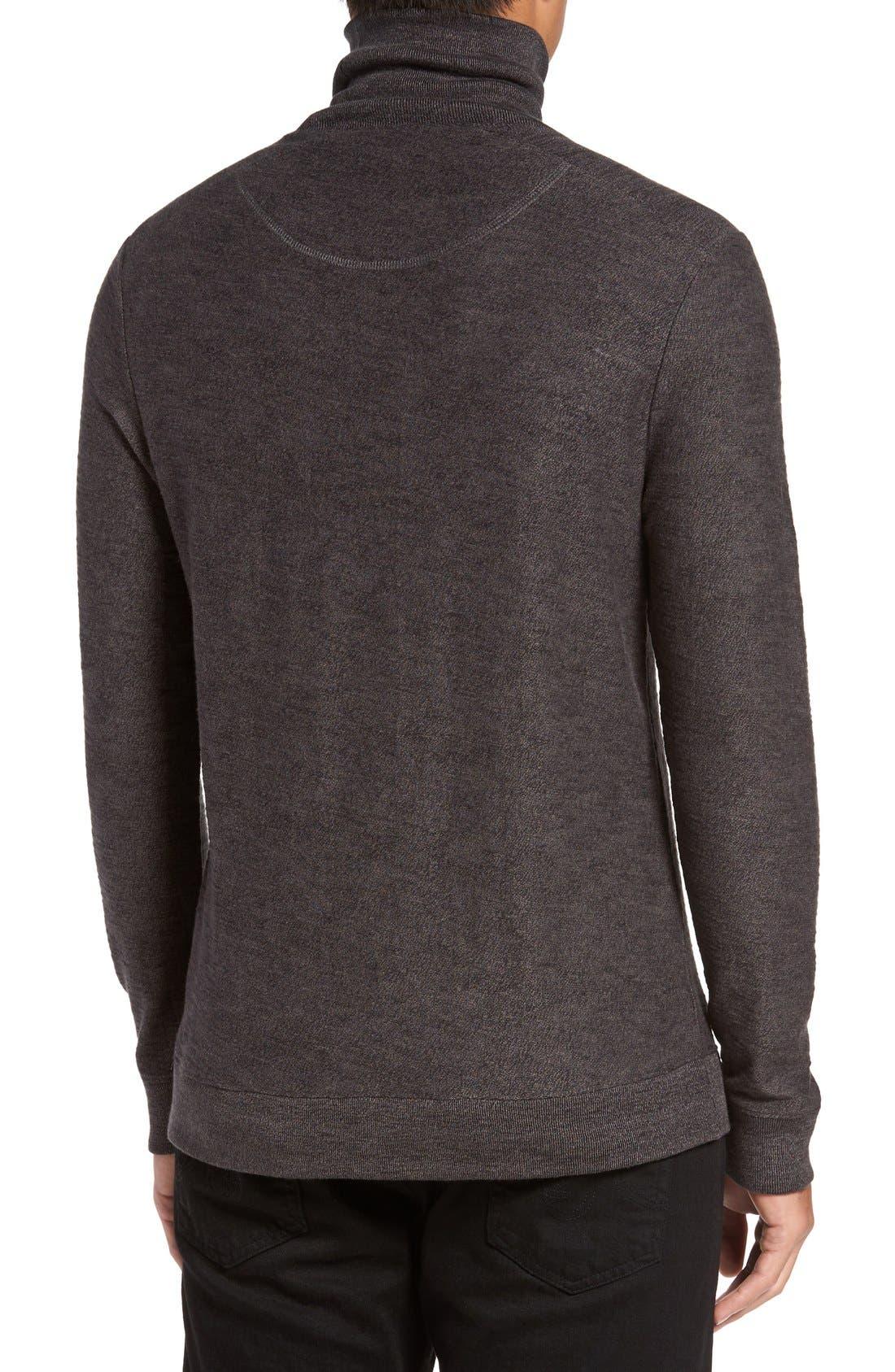 Turtleneck Sweater,                             Alternate thumbnail 2, color,                             034