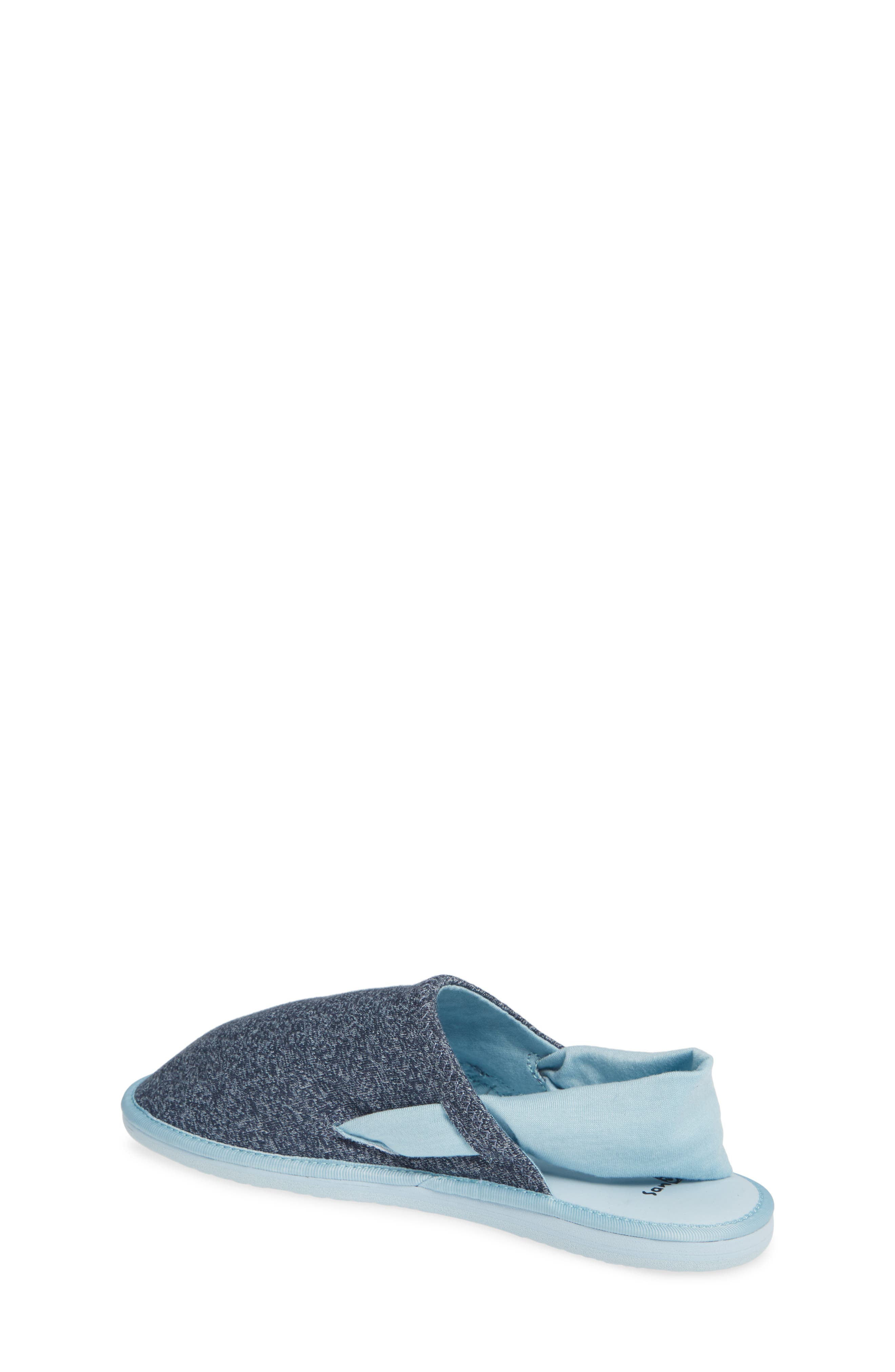 Lil Yoga Sling Cruz Slip-On,                             Alternate thumbnail 2, color,                             HEATHER OUTERSPACE