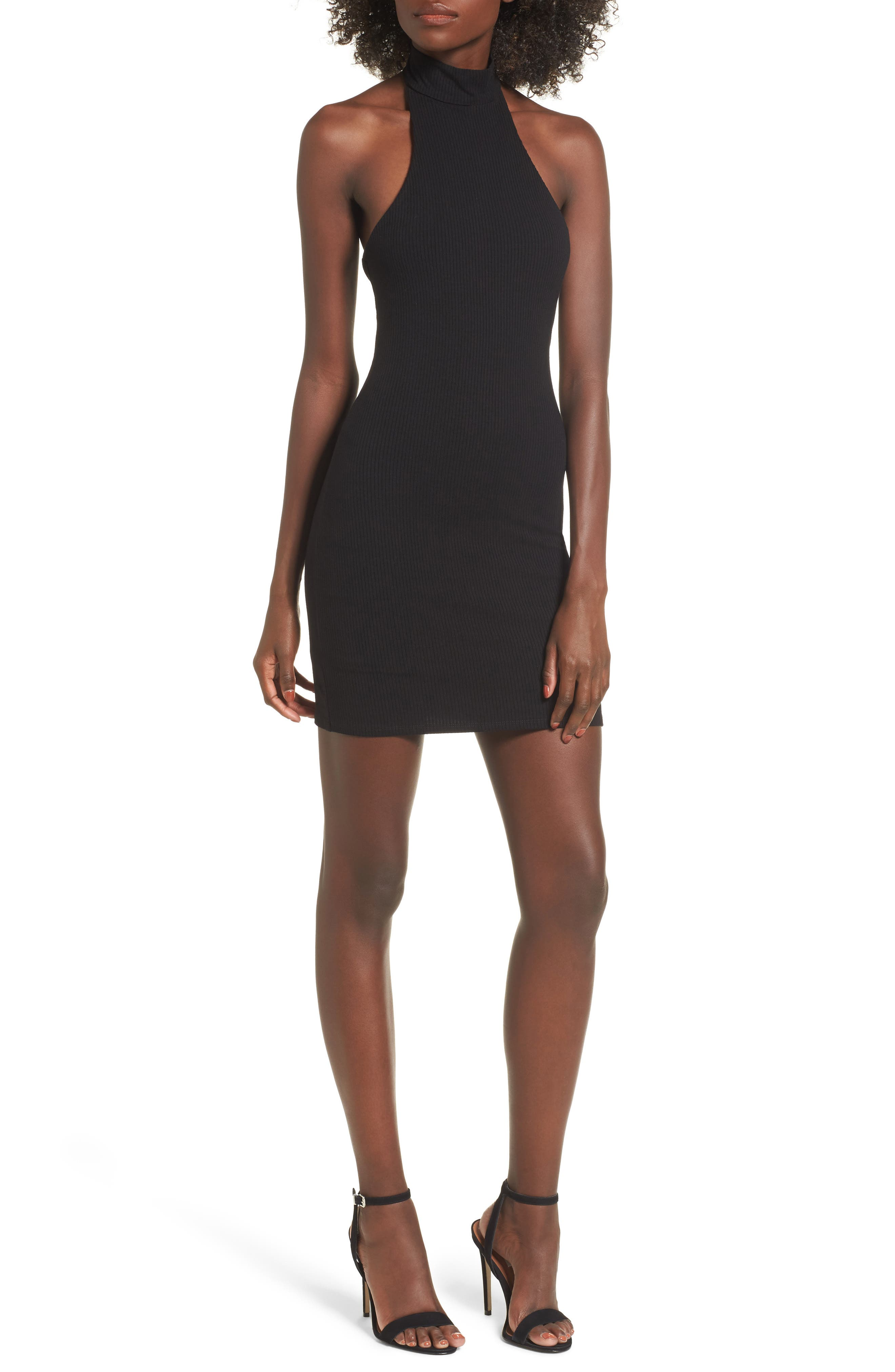 Kendall Minidress,                         Main,                         color, 001