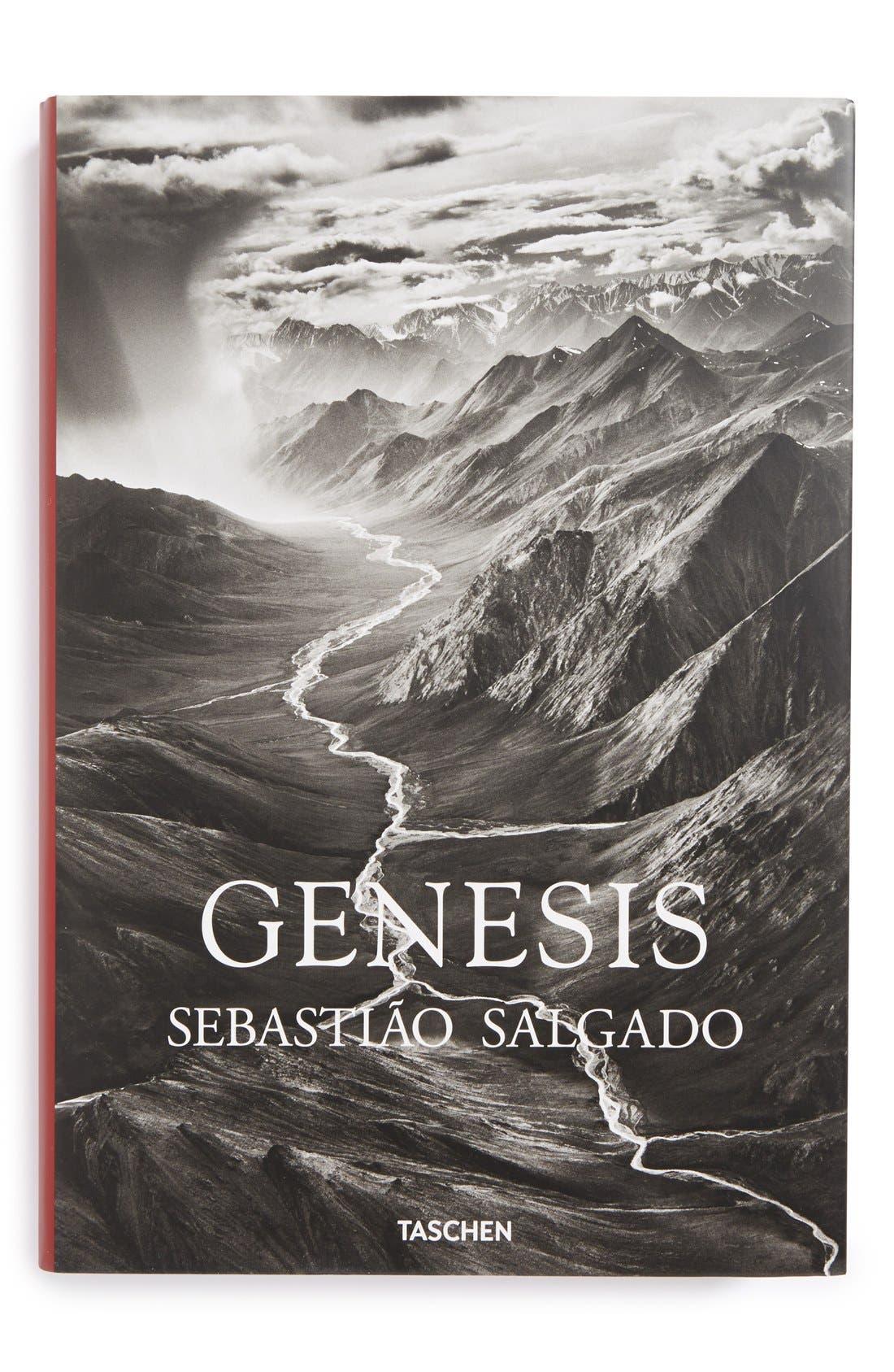 TASCHEN BOOKS 'Sebastião Salgado: Genesis' Book, Main, color, 100