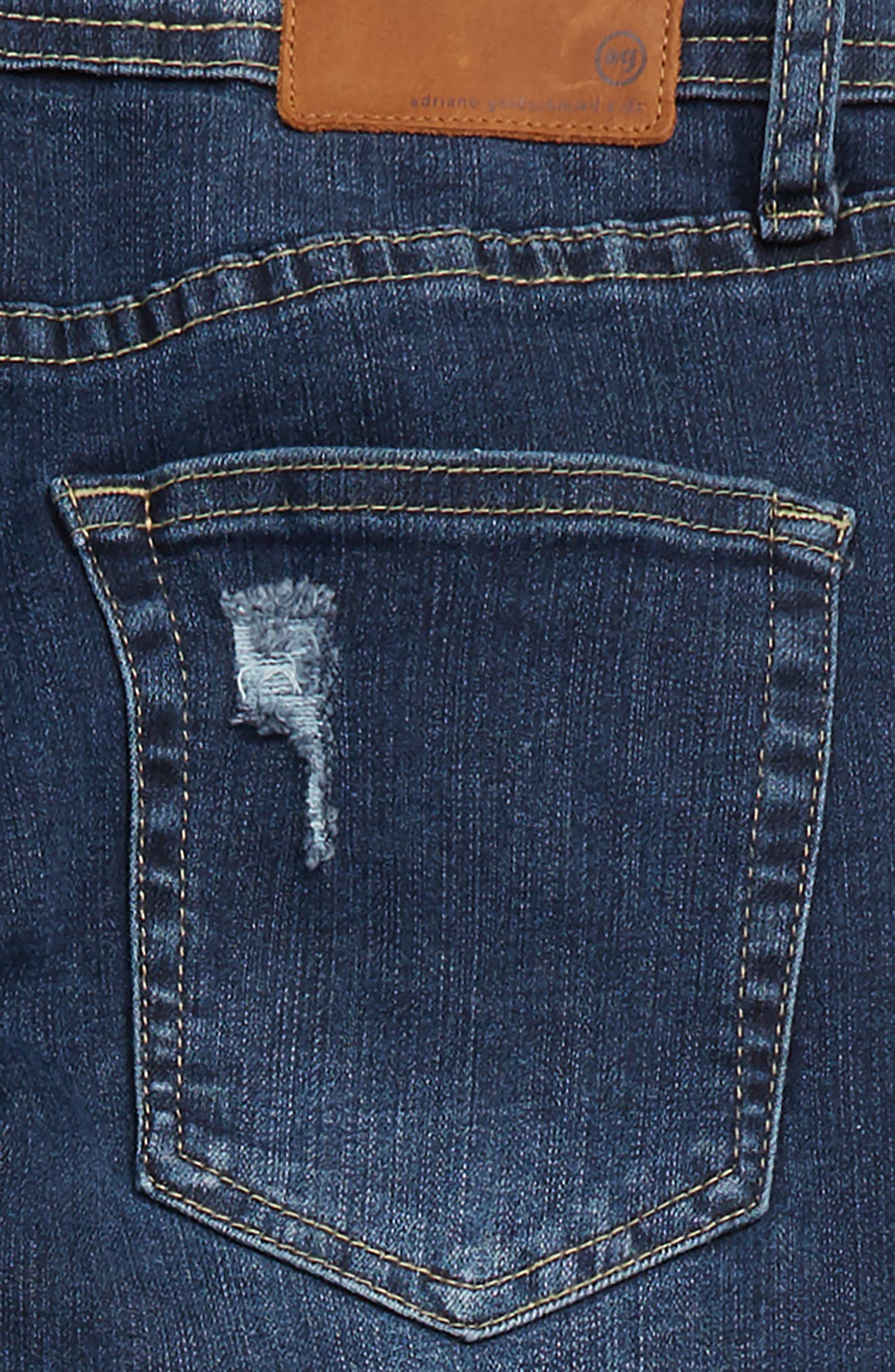 The Jax Distressed Jeans,                             Alternate thumbnail 3, color,                             490