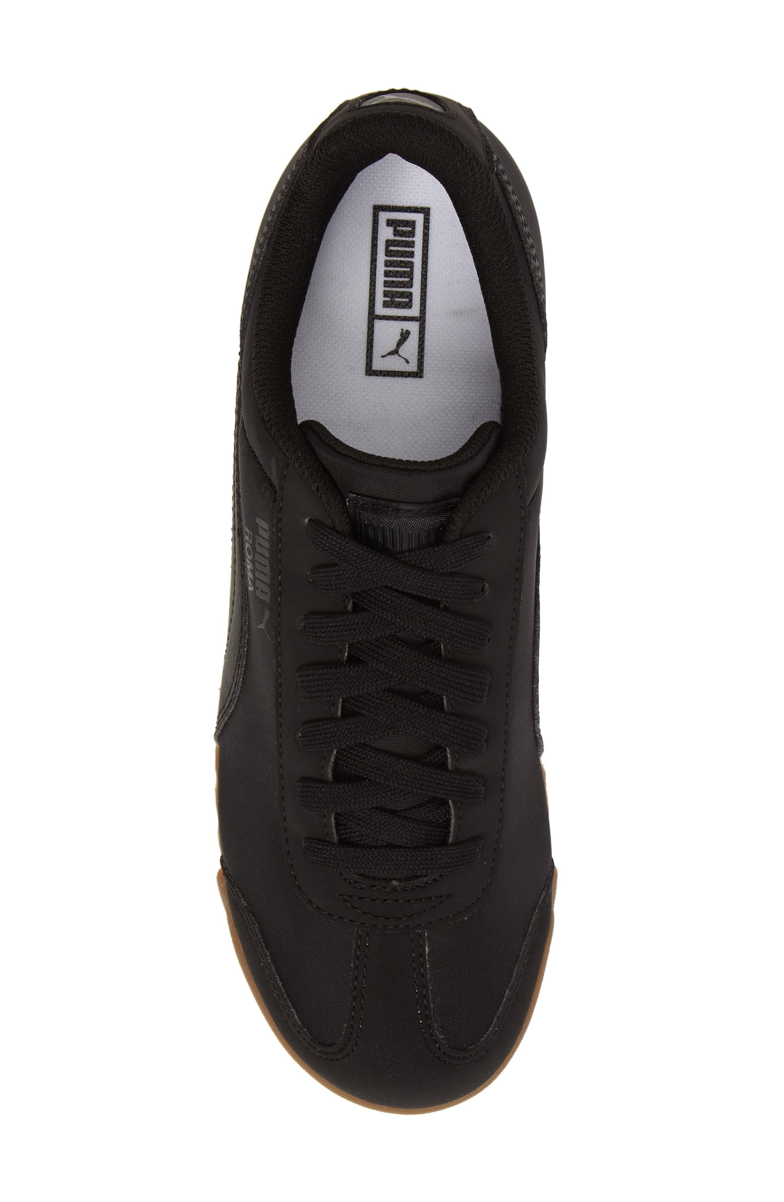 PUMA,                             Roma Basic Summer Sneaker,                             Alternate thumbnail 5, color,                             001