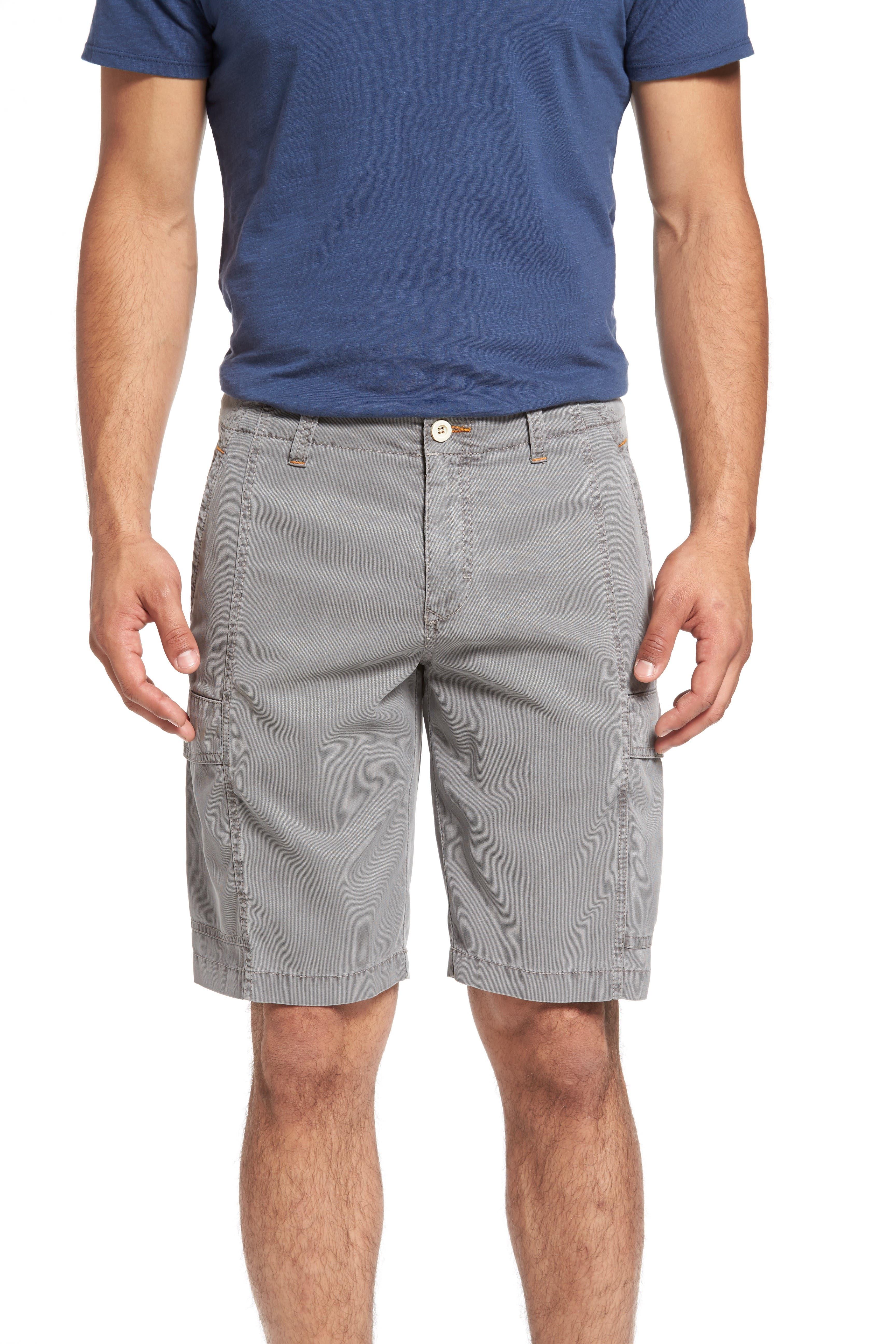'Beachfront Kihei' Cargo Shorts,                             Alternate thumbnail 5, color,                             050