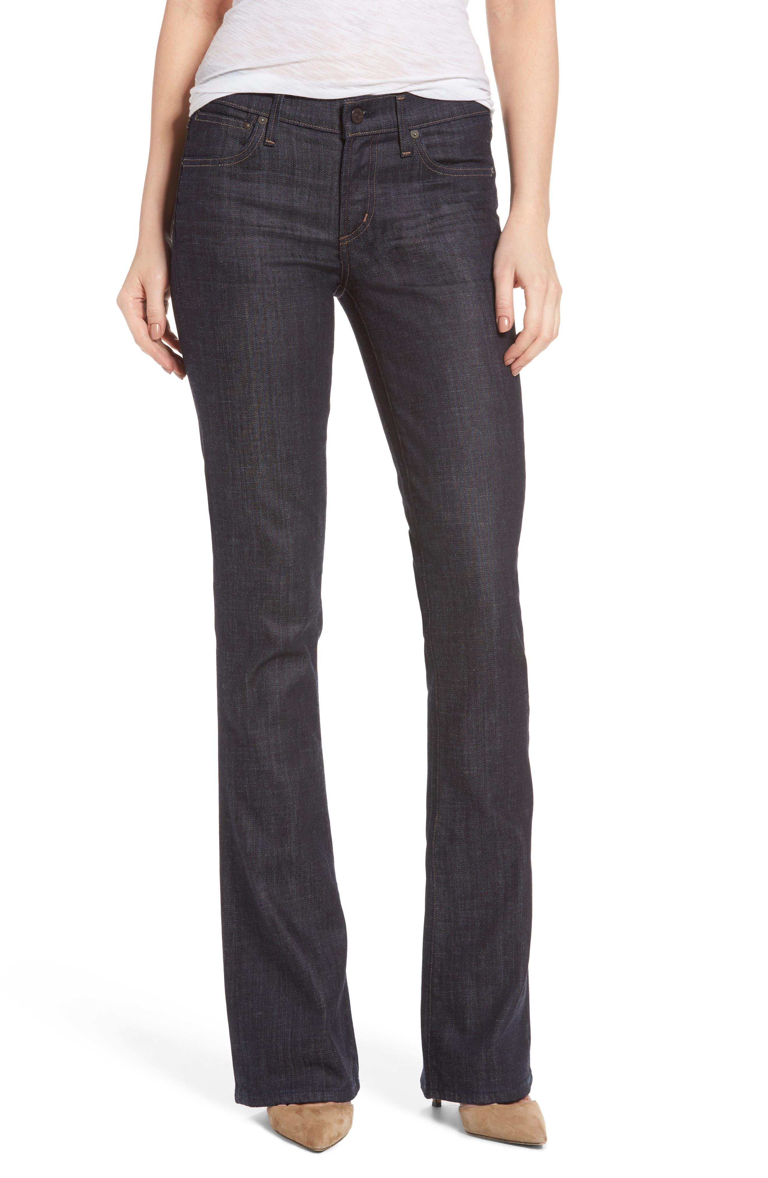 Emannuelle Bootcut Jeans,                         Main,                         color, 403