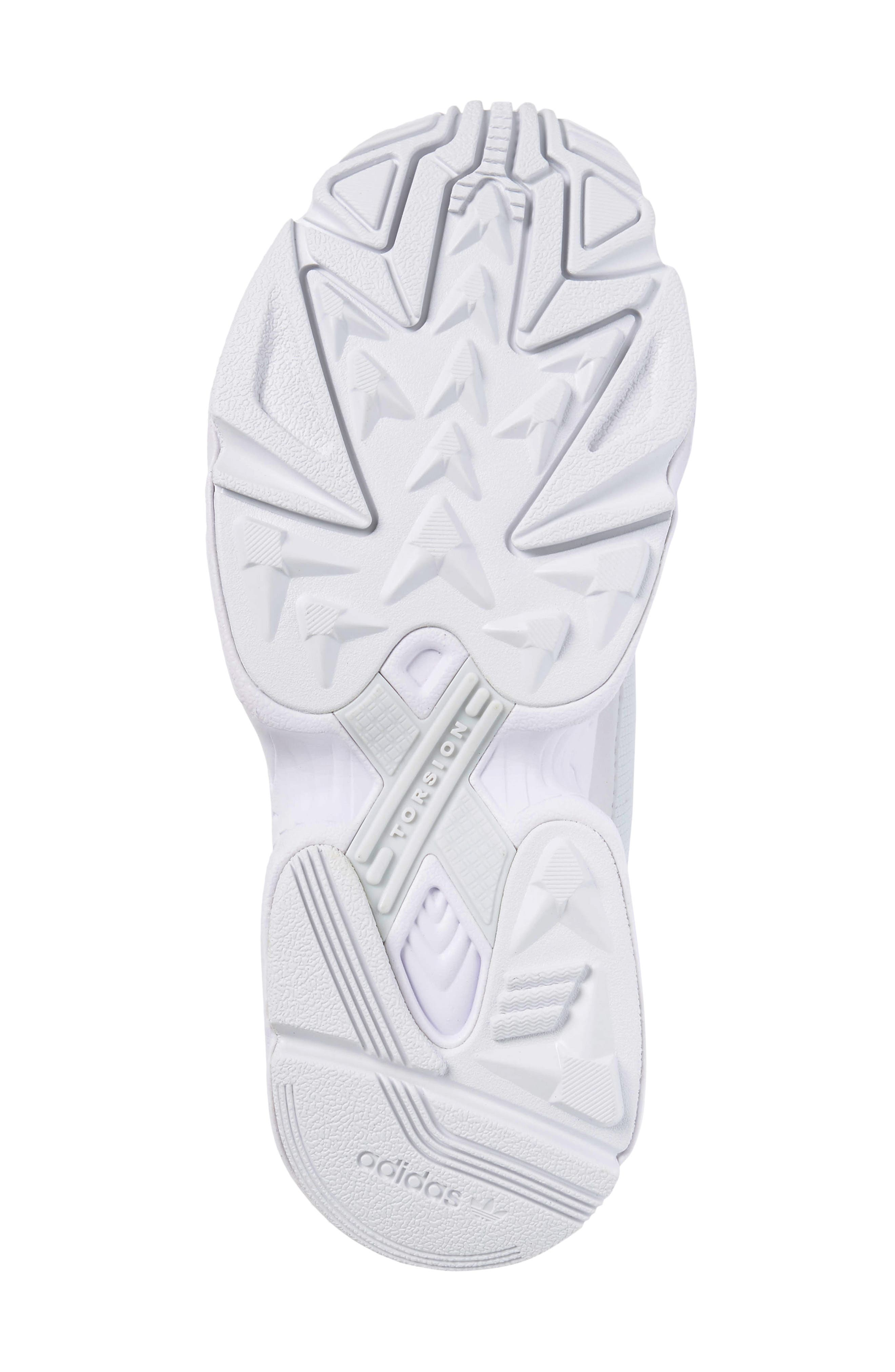 Falcon Sneaker,                             Alternate thumbnail 6, color,                             WHITE