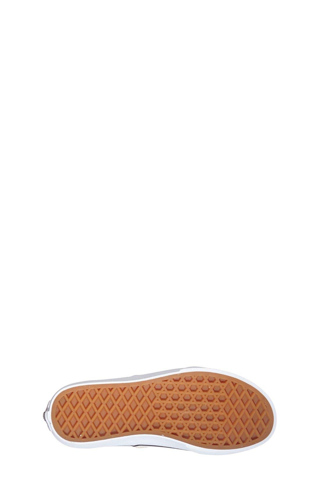 'Authentic - Disney<sup>®</sup> Ariel' Sneaker,                             Alternate thumbnail 3, color,                             100