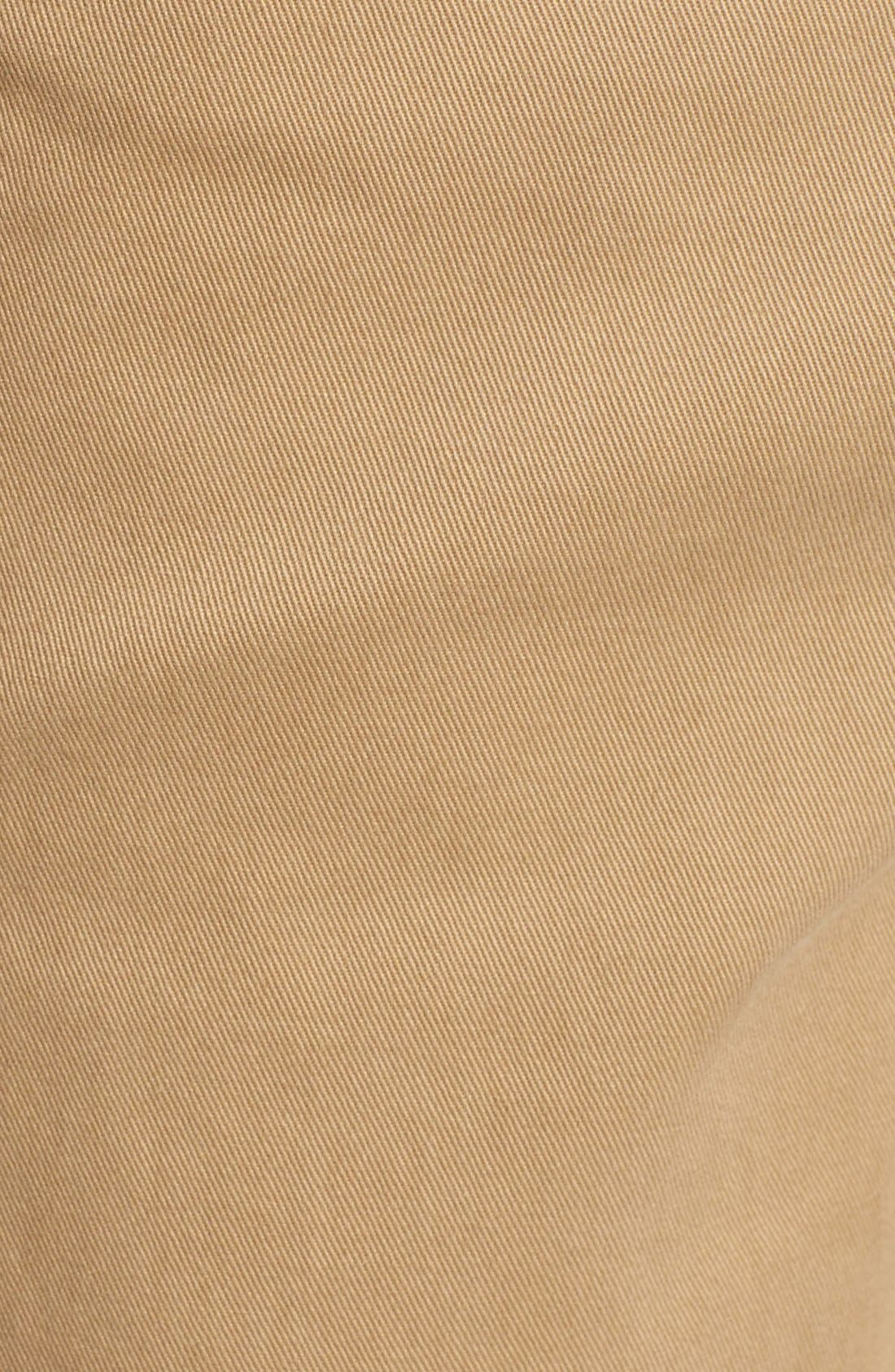 'Sahara' Trim Fit Vintage Washed Twill Chinos,                             Alternate thumbnail 33, color,