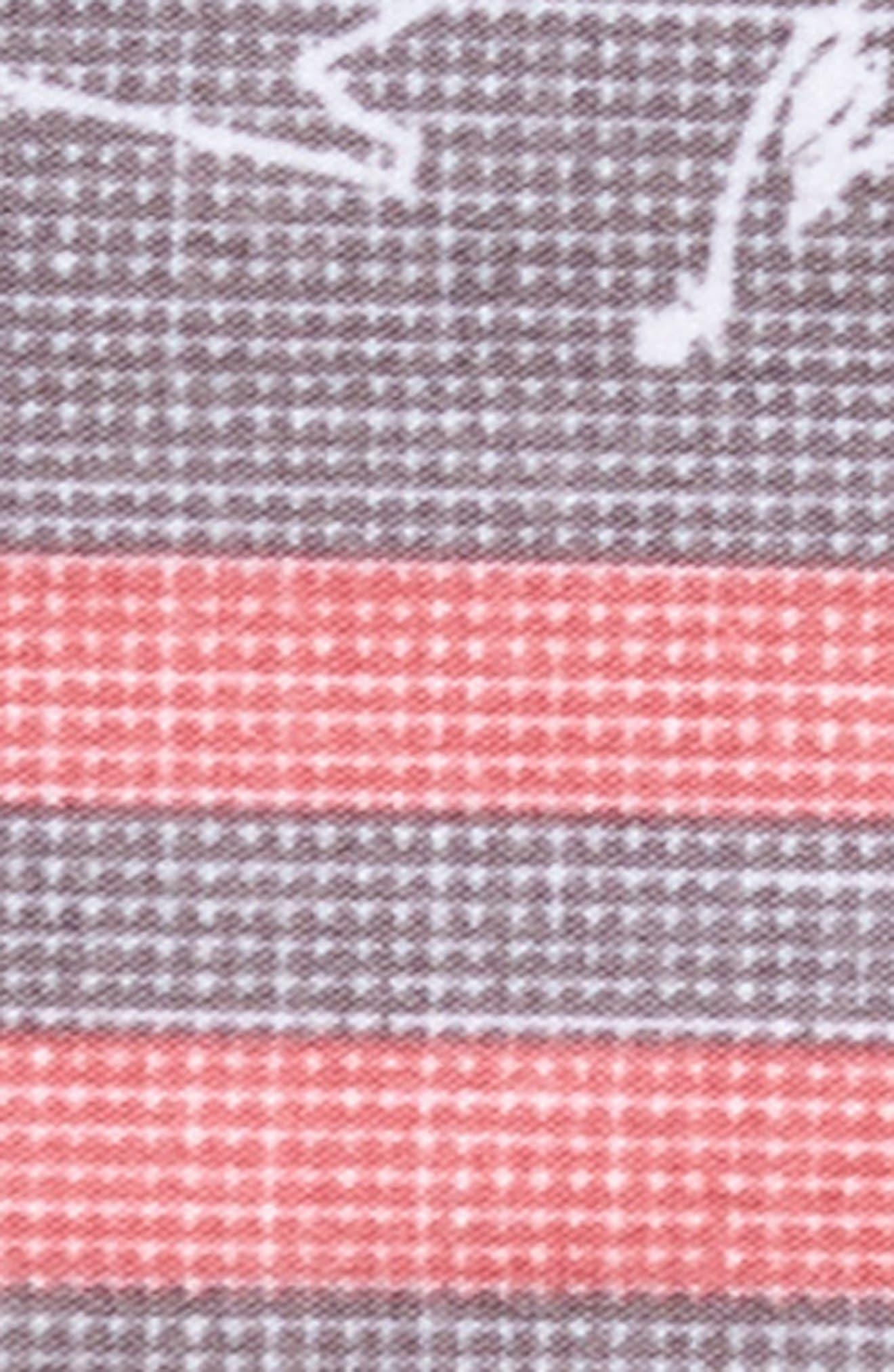 Era Board Shorts,                             Alternate thumbnail 5, color,                             BLACK ISLAND BEACH
