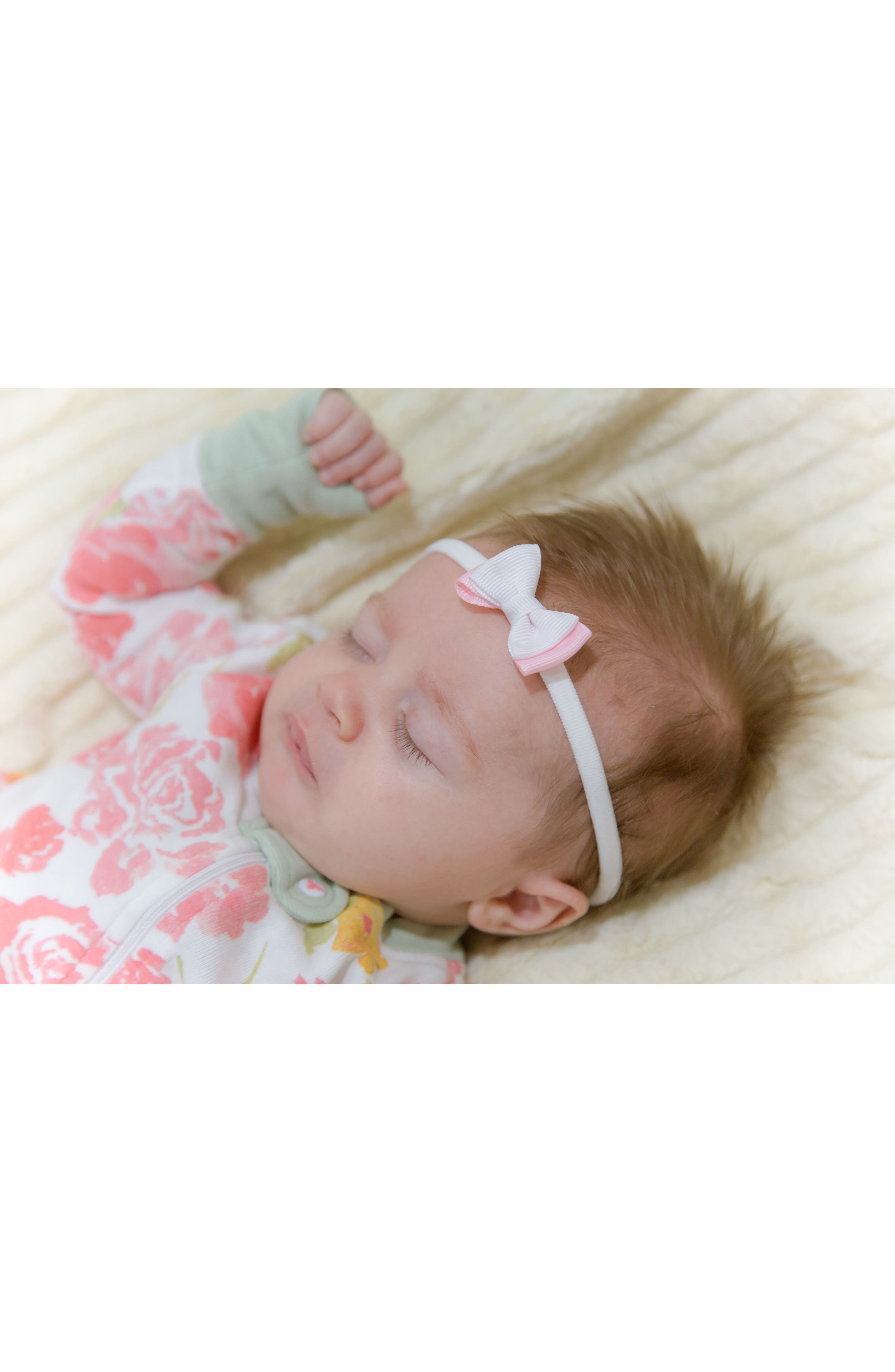 2-Pack Bow Headbands,                             Alternate thumbnail 4, color,                             480
