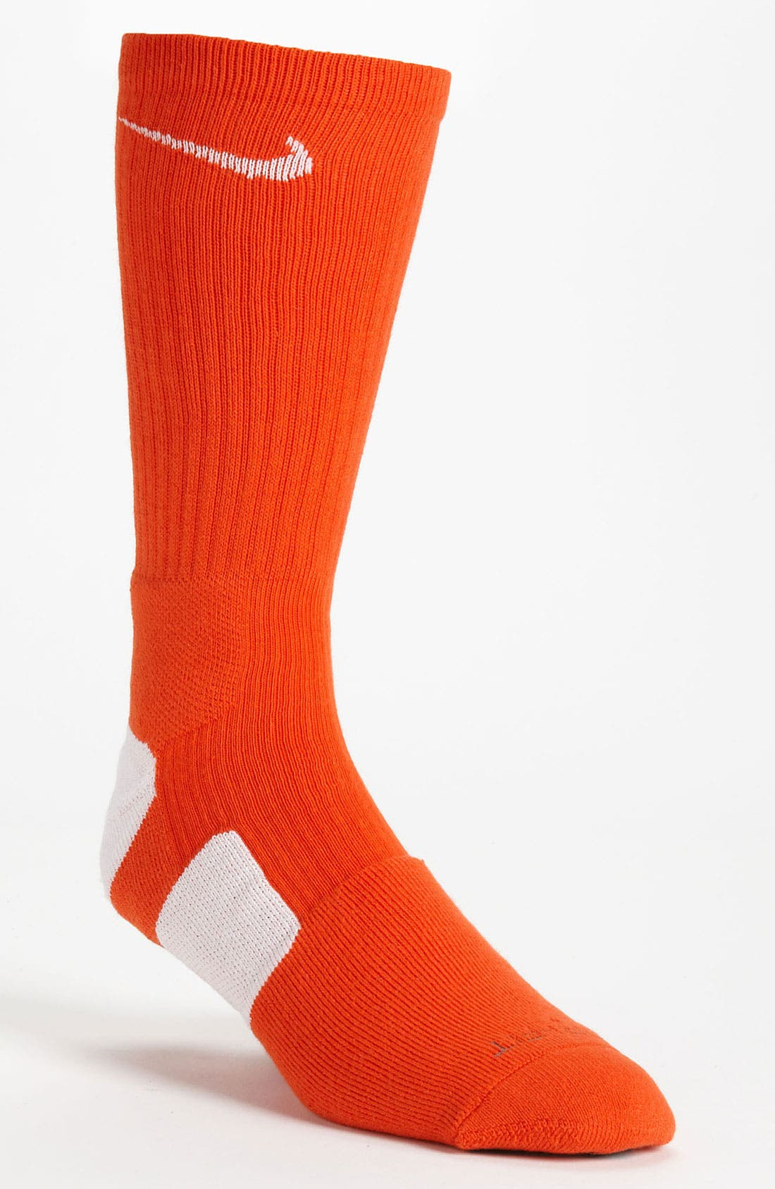 'Elite Basketball' Crew Socks,                             Main thumbnail 32, color,