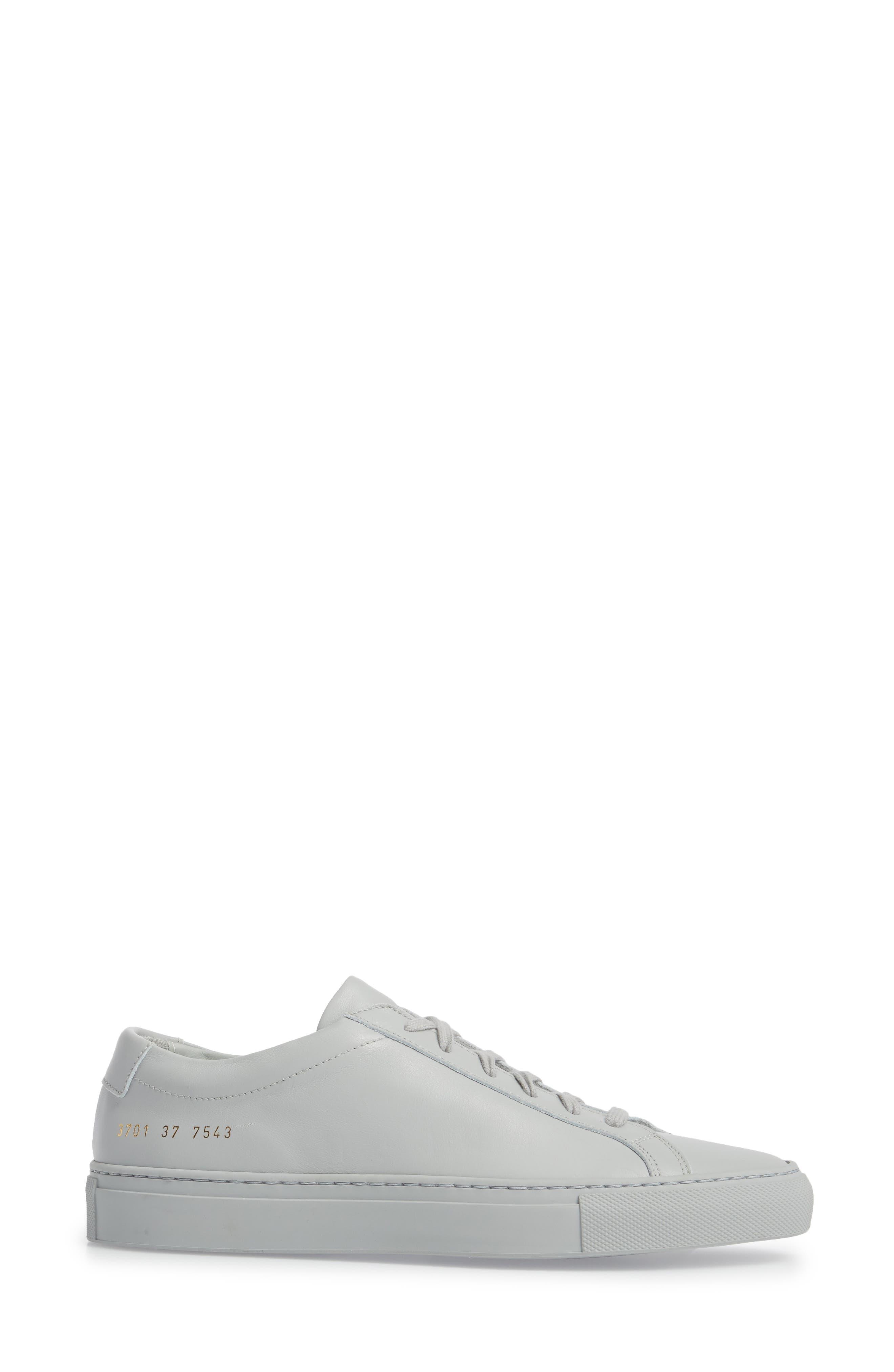 Original Achilles Sneaker,                             Alternate thumbnail 3, color,                             GREY