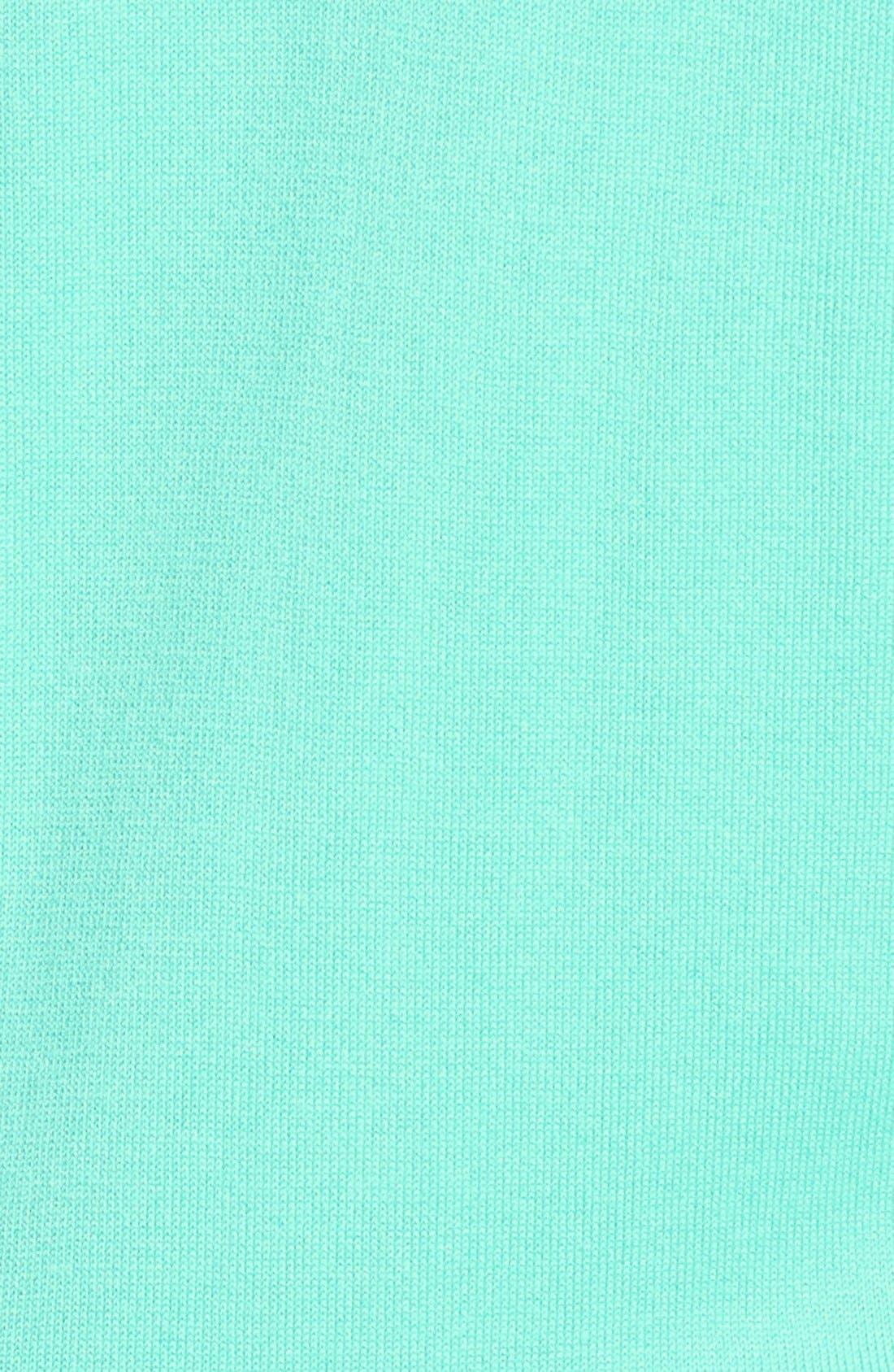 Three Quarter Sleeve Cardigan,                             Alternate thumbnail 160, color,