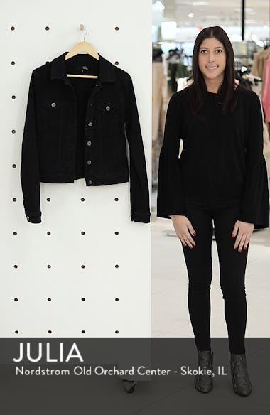 Contour Denim Jacket, sales video thumbnail
