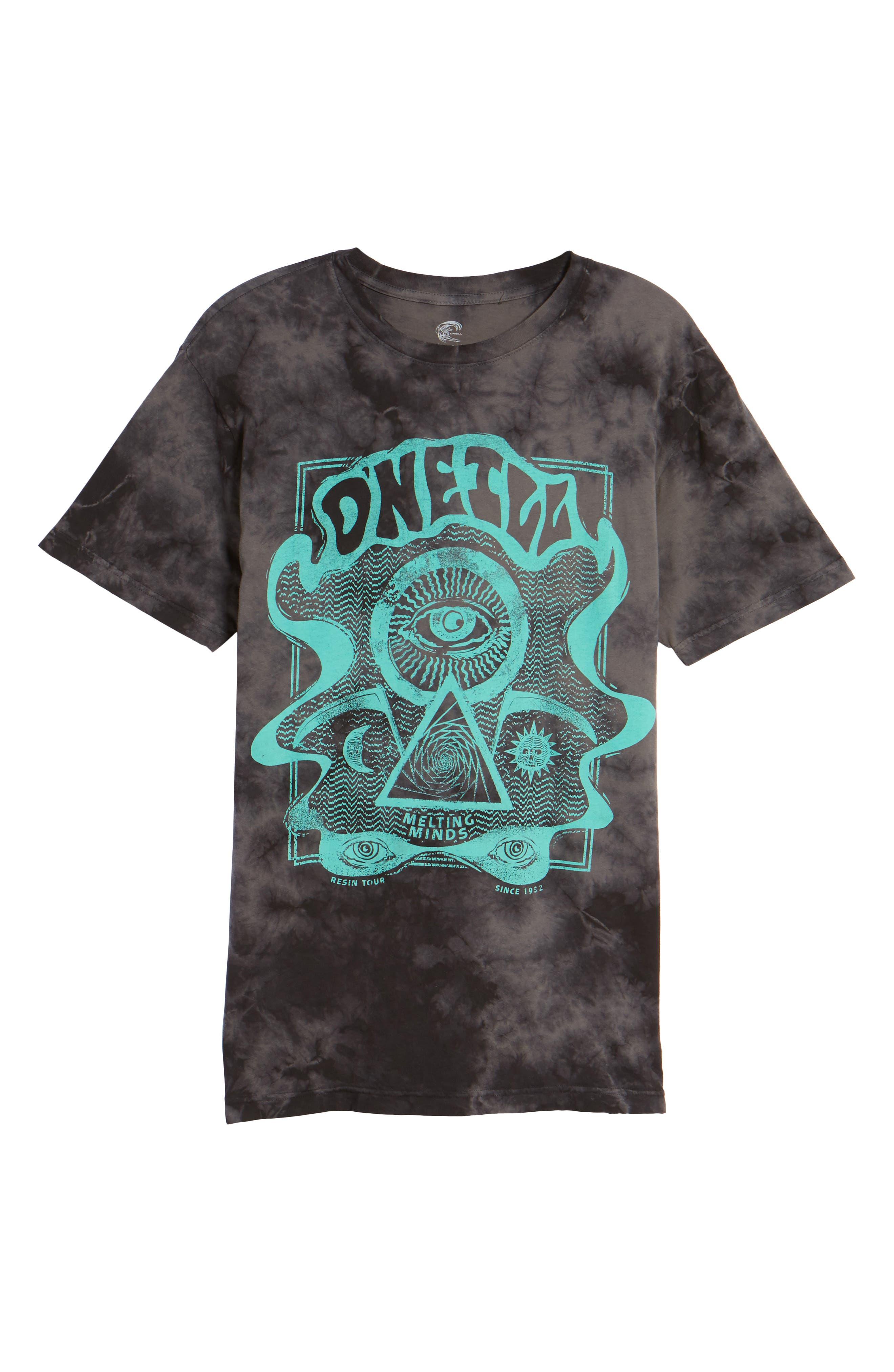 Cult Graphic T-Shirt,                             Alternate thumbnail 6, color,                             001