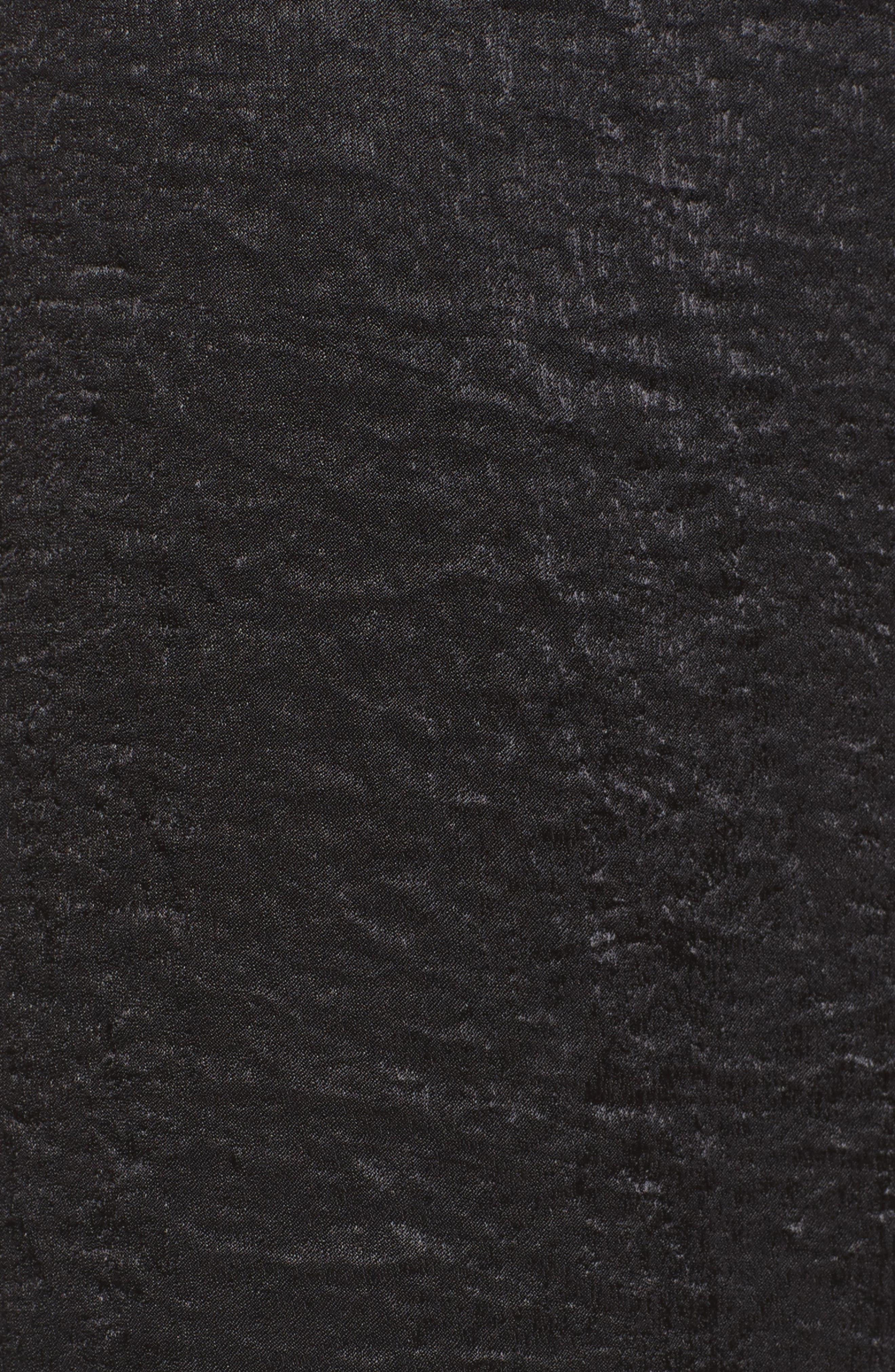 Jenna Tie Waist Jumpsuit,                             Alternate thumbnail 5, color,                             001