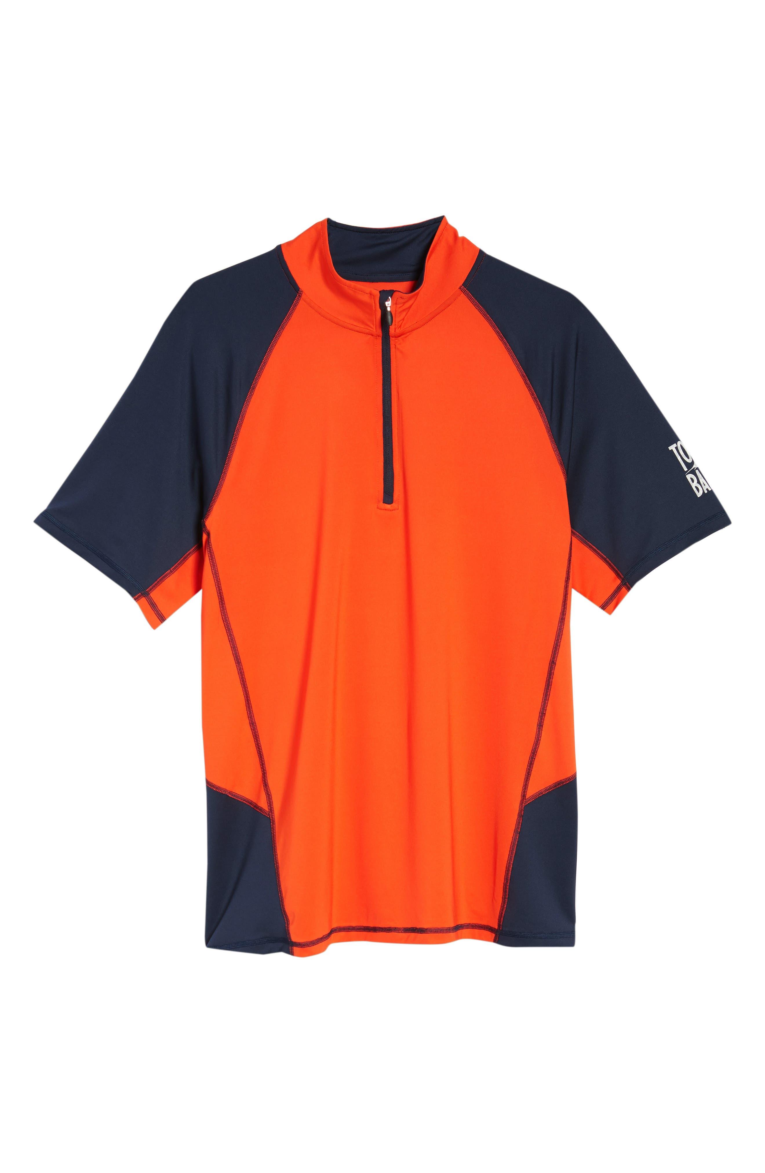 IslandActive<sup>™</sup> Colorblock Beach Pro Rashguard T-Shirt,                             Alternate thumbnail 12, color,