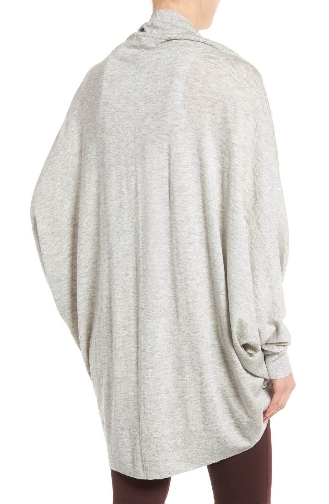 Knit Cocoon Cardigan,                             Alternate thumbnail 26, color,