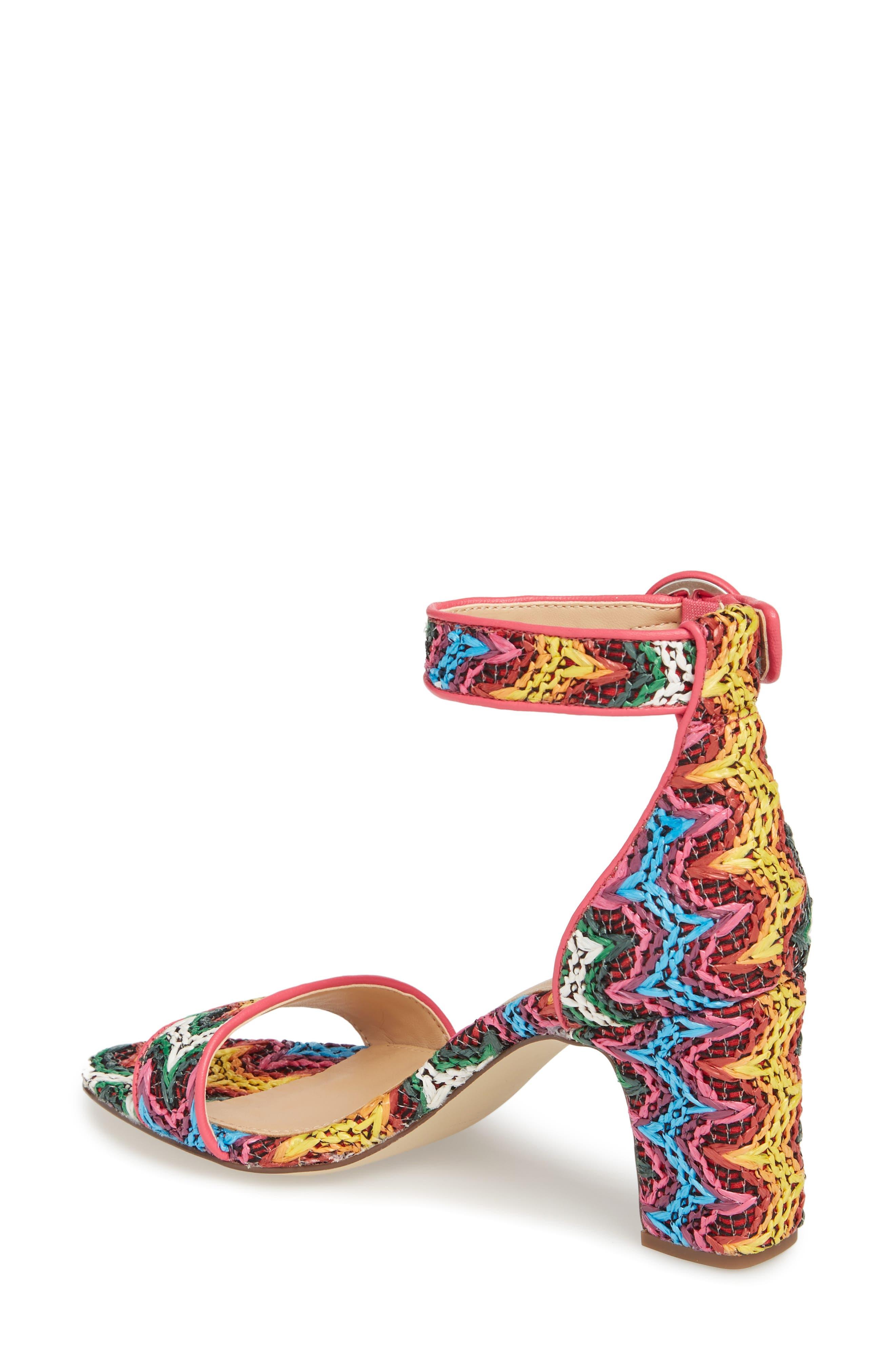 Remi Ankle Strap Sandal,                             Alternate thumbnail 5, color,