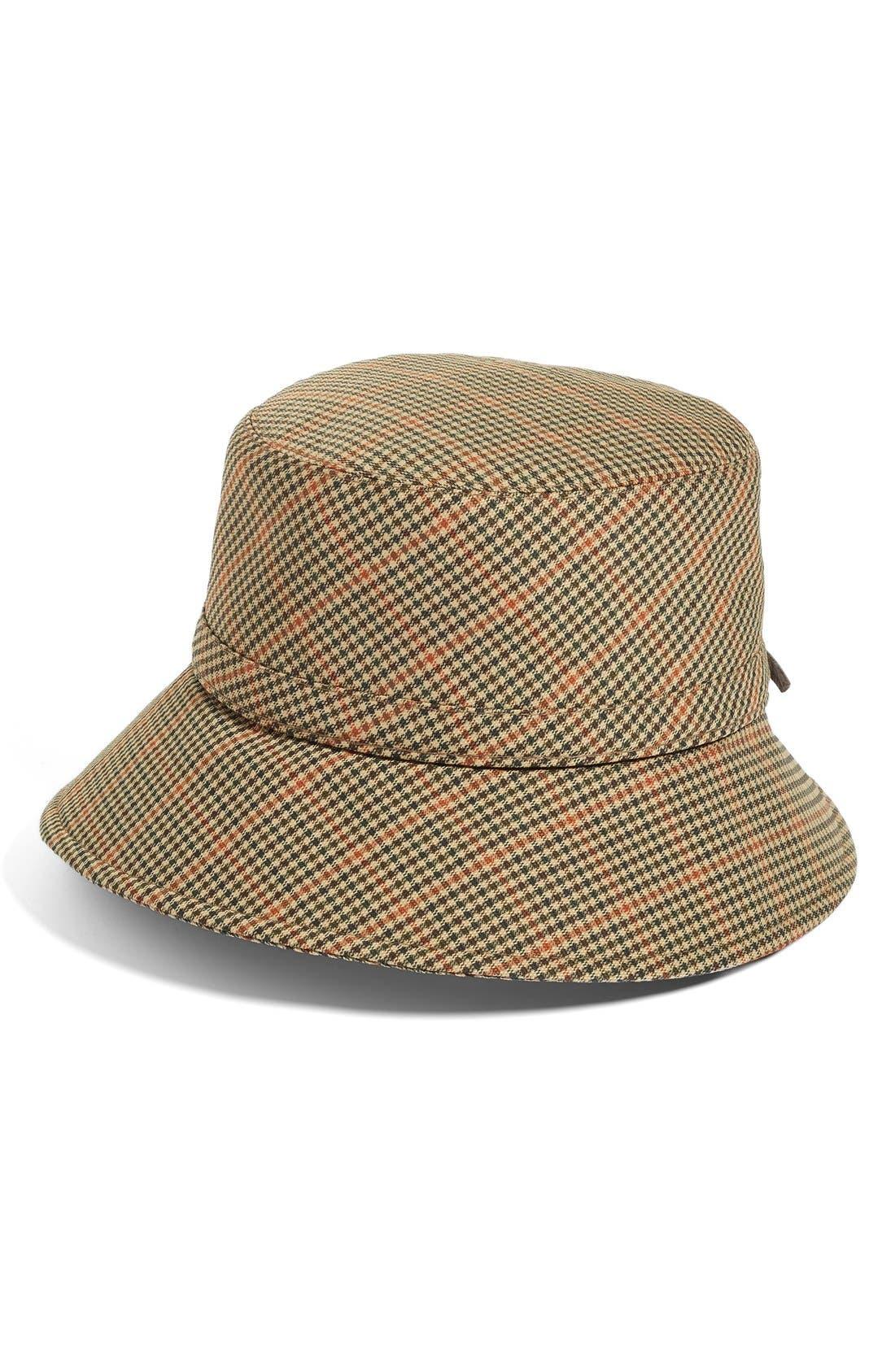 Rain Bucket Hat,                             Main thumbnail 5, color,