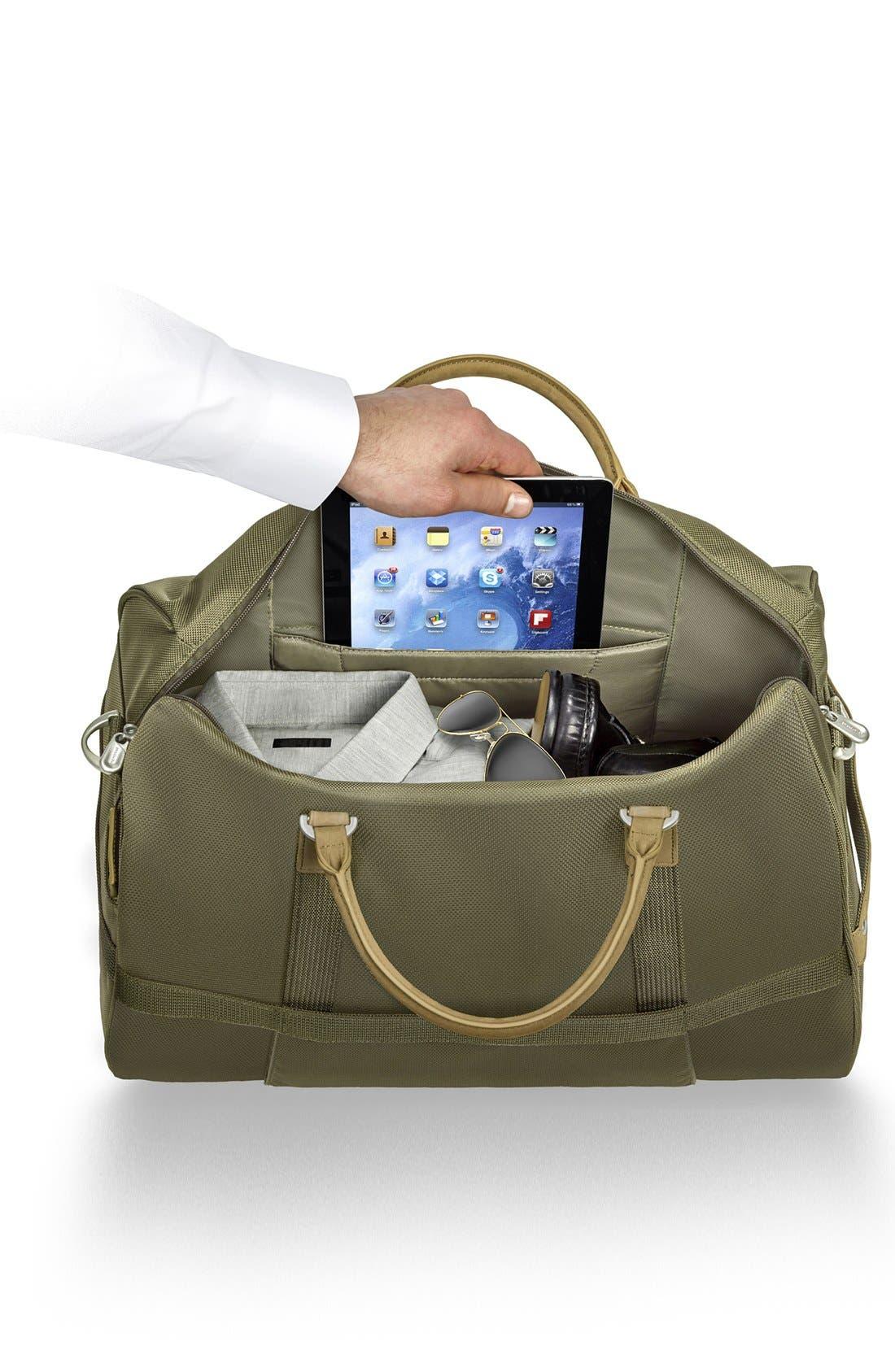 'Baseline - Medium' Duffel Bag,                             Alternate thumbnail 3, color,                             310
