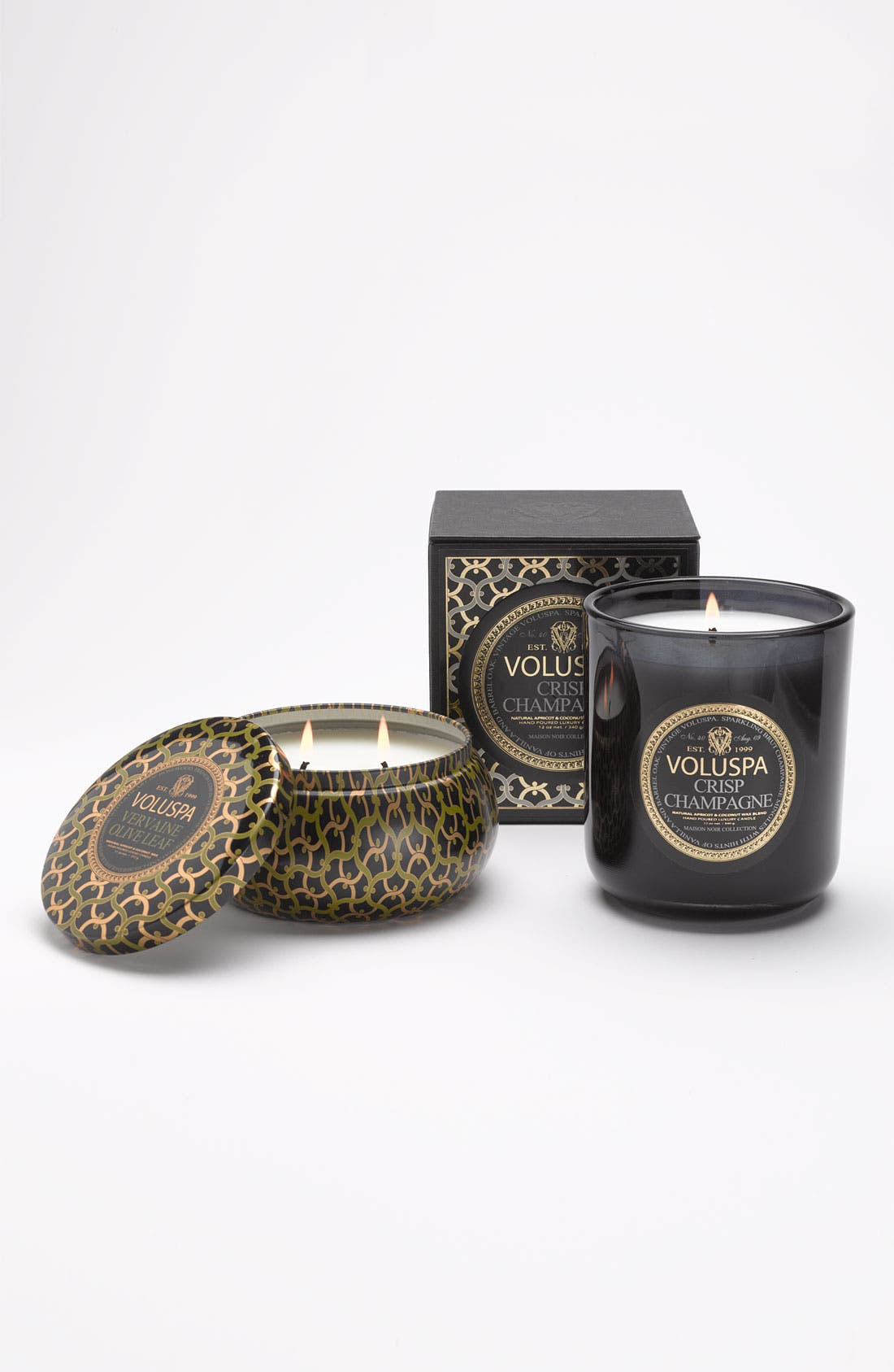 Maison Noir Crisp Champagne Classic Maison Candle,                         Main,                         color, NO COLOR