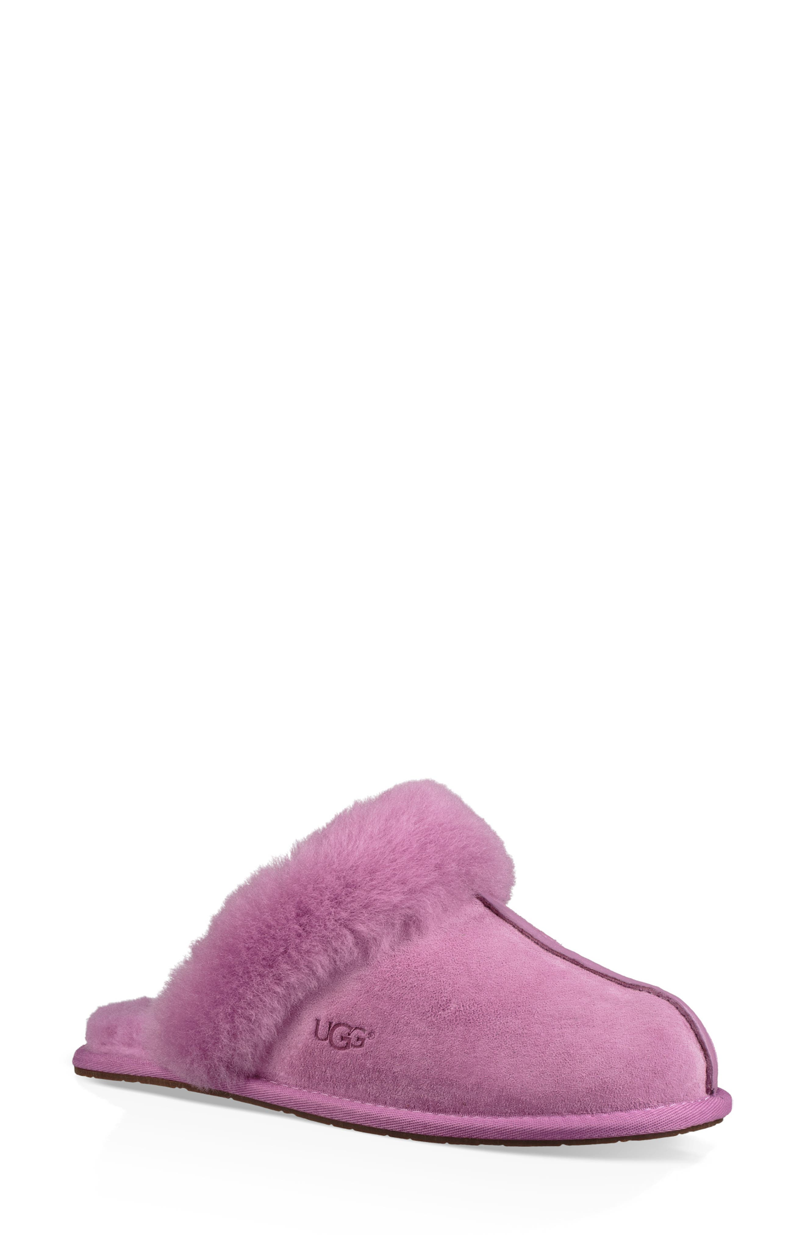 Scuffette II Water Resistant Slipper,                         Main,                         color, BODACIOUS
