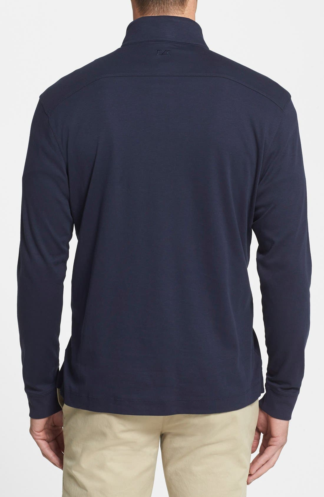 Belfair Quarter Zip Pullover,                             Alternate thumbnail 2, color,                             493