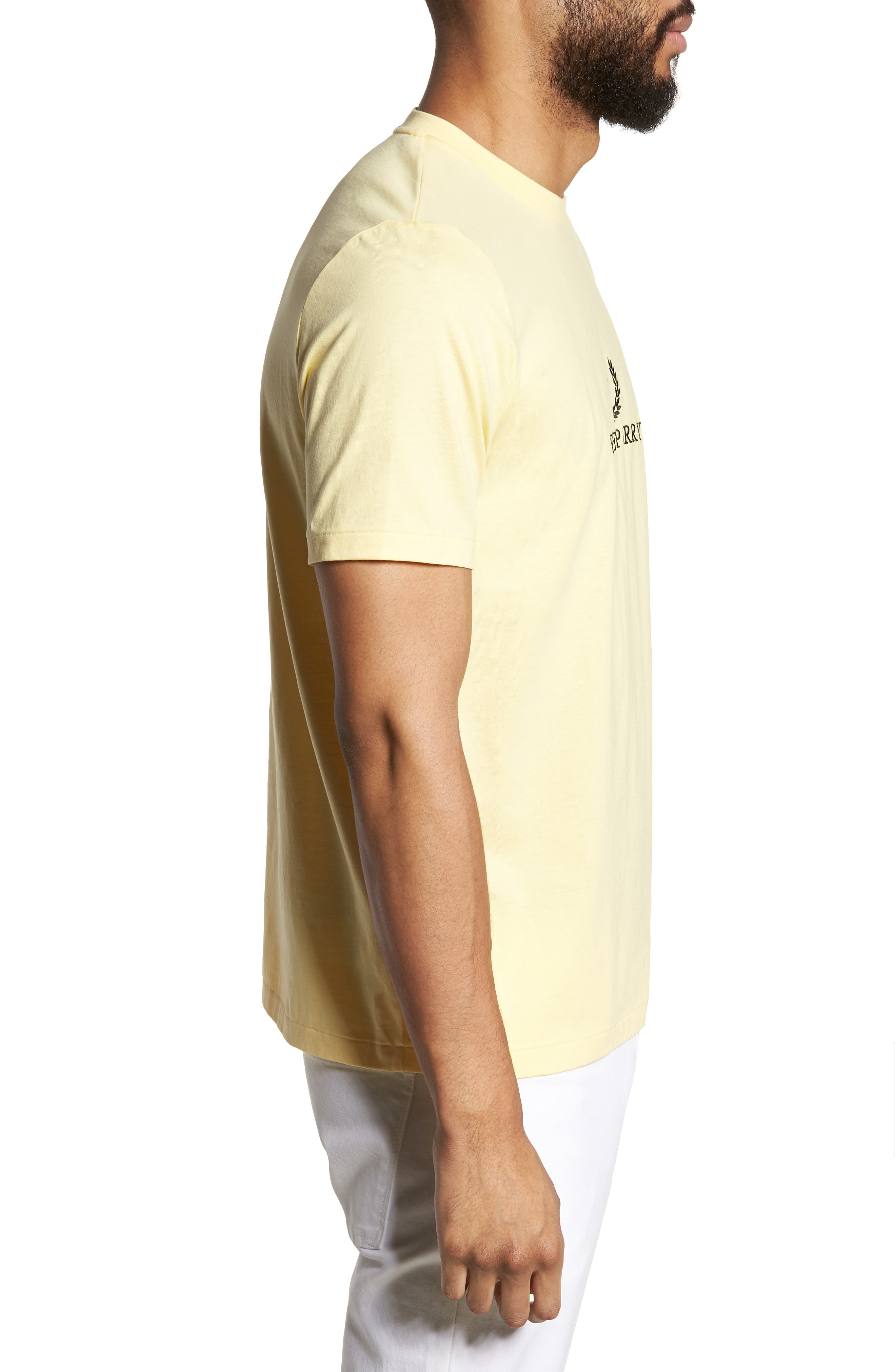 Embroidered T-Shirt,                             Alternate thumbnail 9, color,