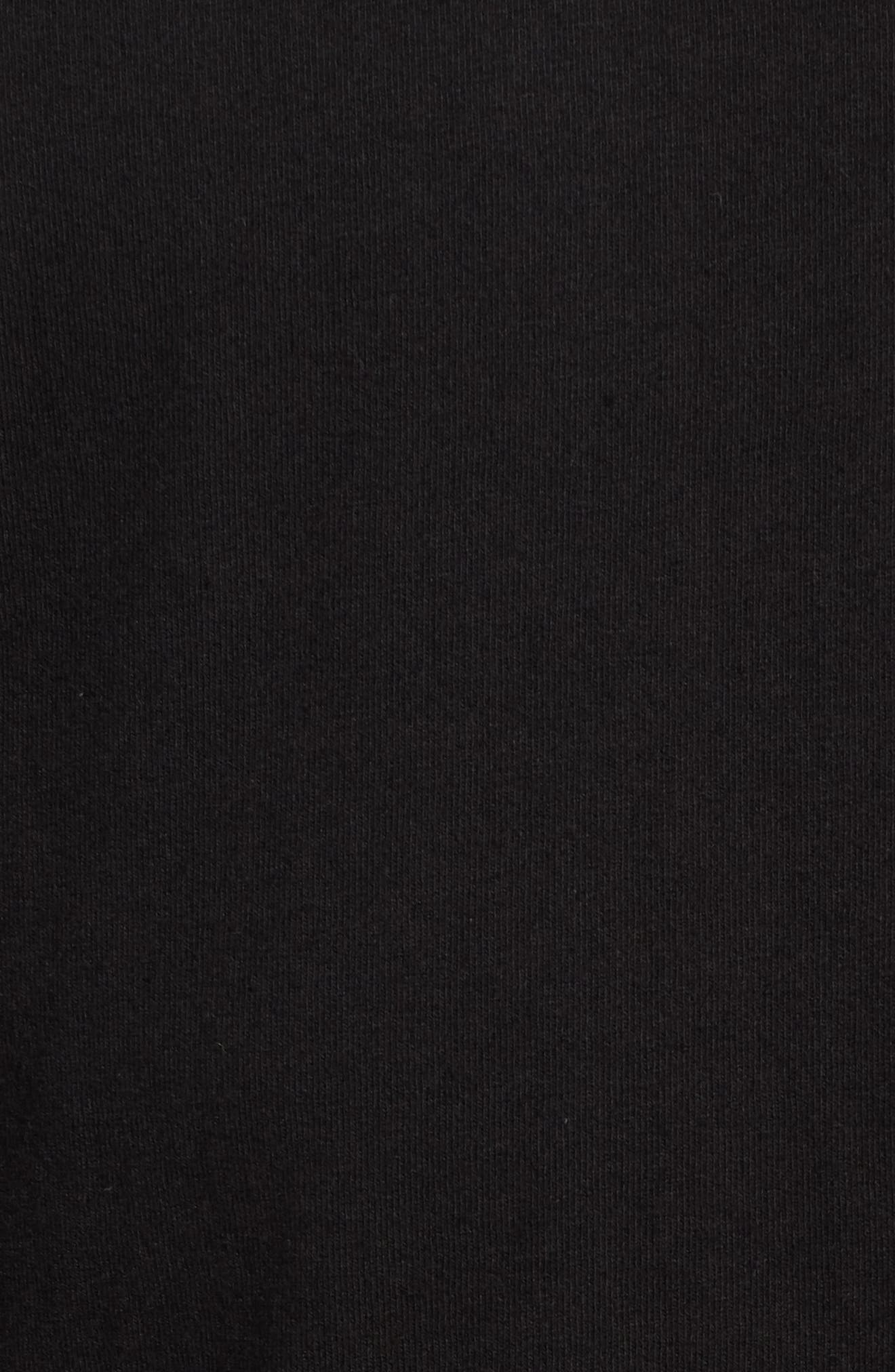 Wheeler II T-Shirt,                             Alternate thumbnail 5, color,                             BLACK