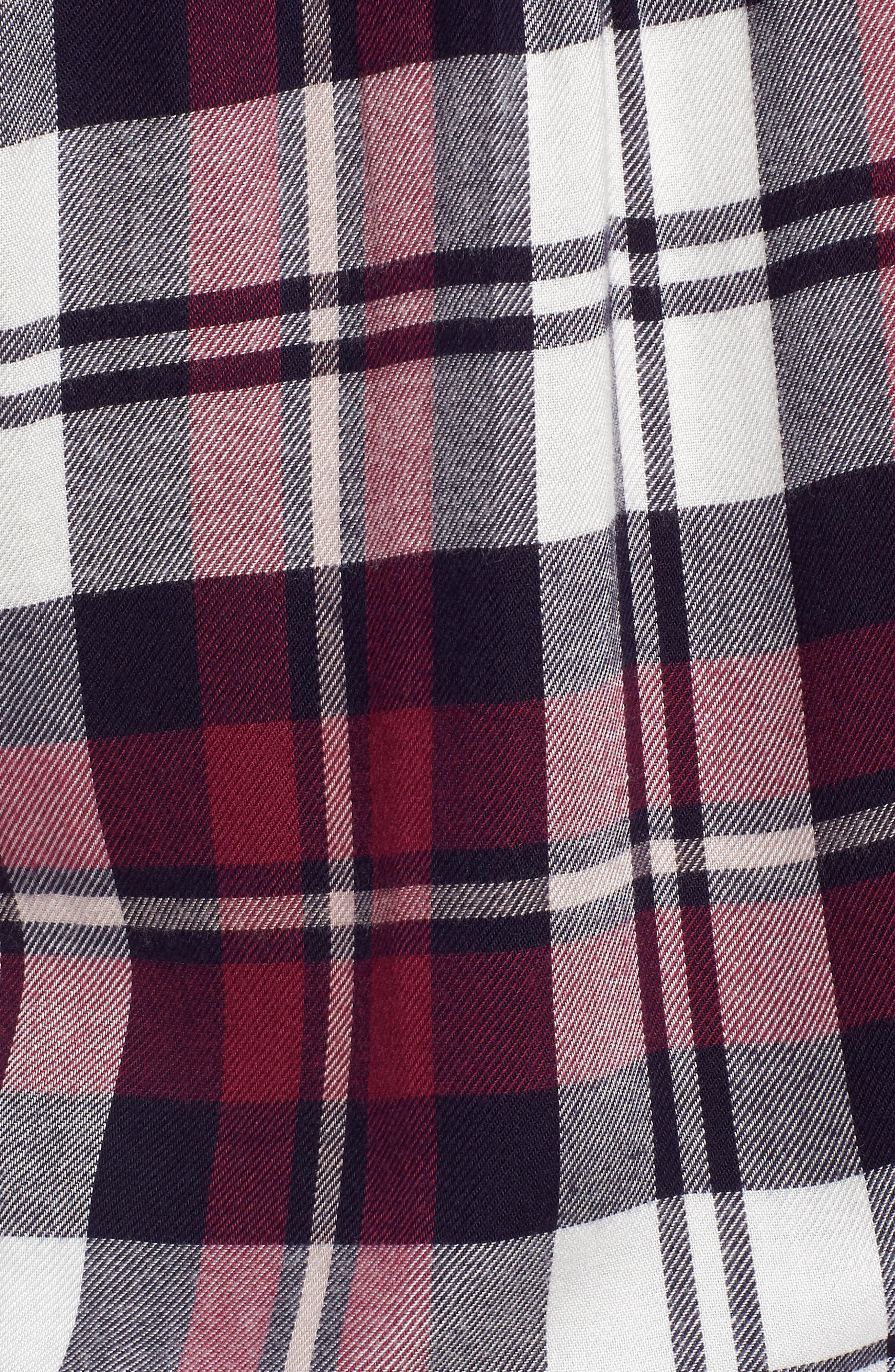 Hunter Plaid Shirt,                             Alternate thumbnail 626, color,