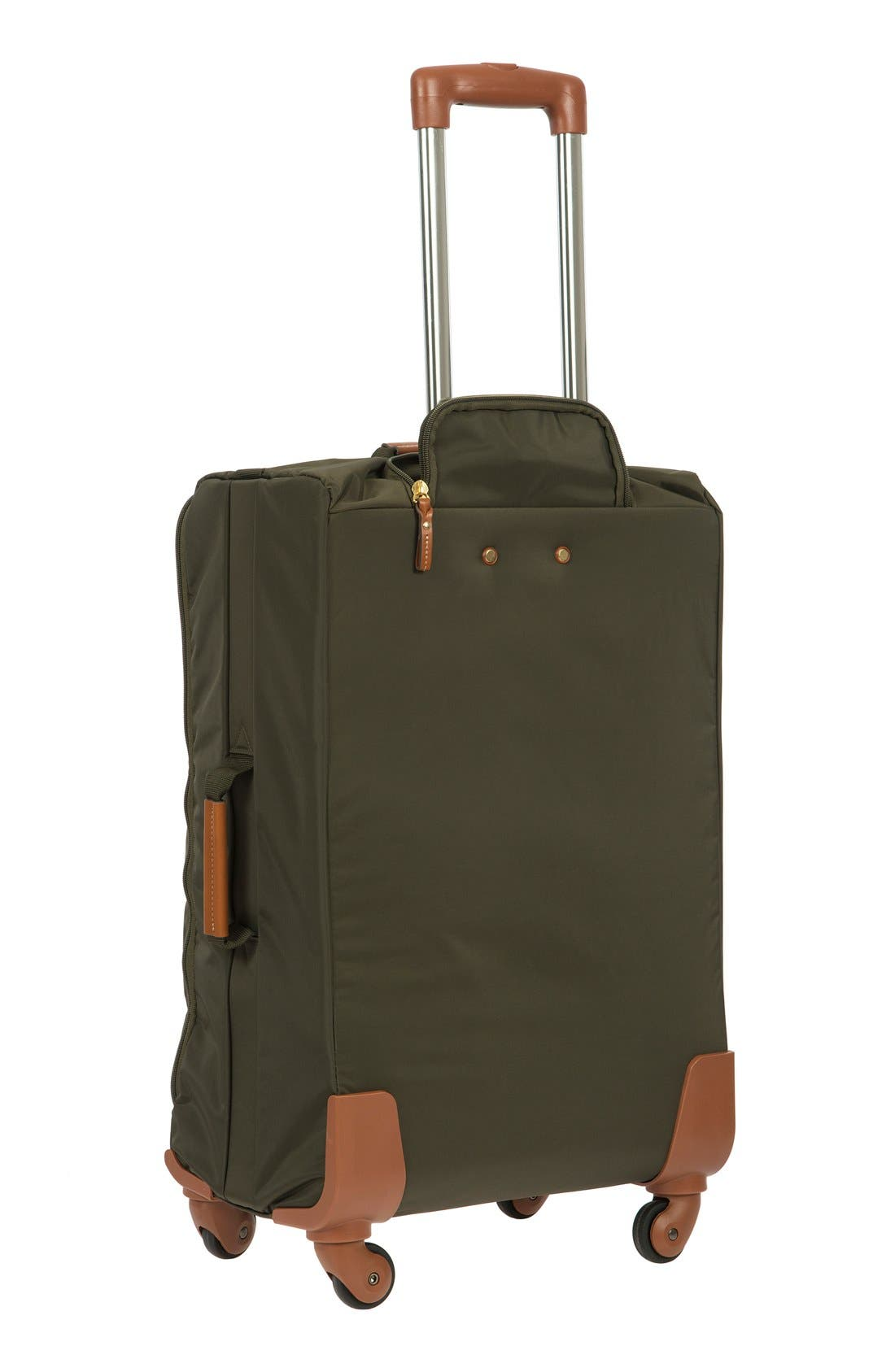 X-Bag 25-Inch Spinner Suitcase,                             Alternate thumbnail 9, color,                             OLIVE