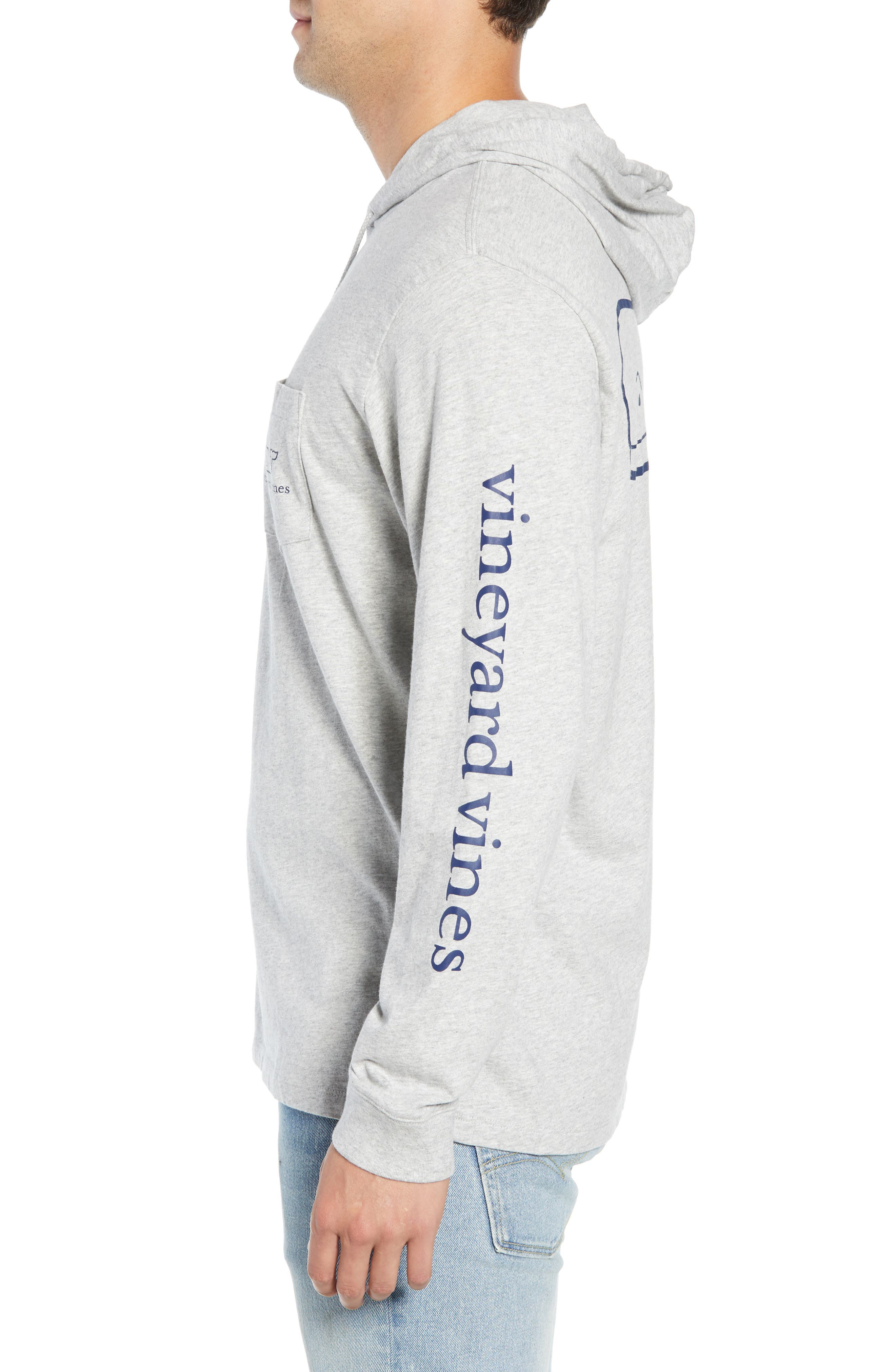 Pocket Pullover Hoodie,                             Alternate thumbnail 3, color,                             039