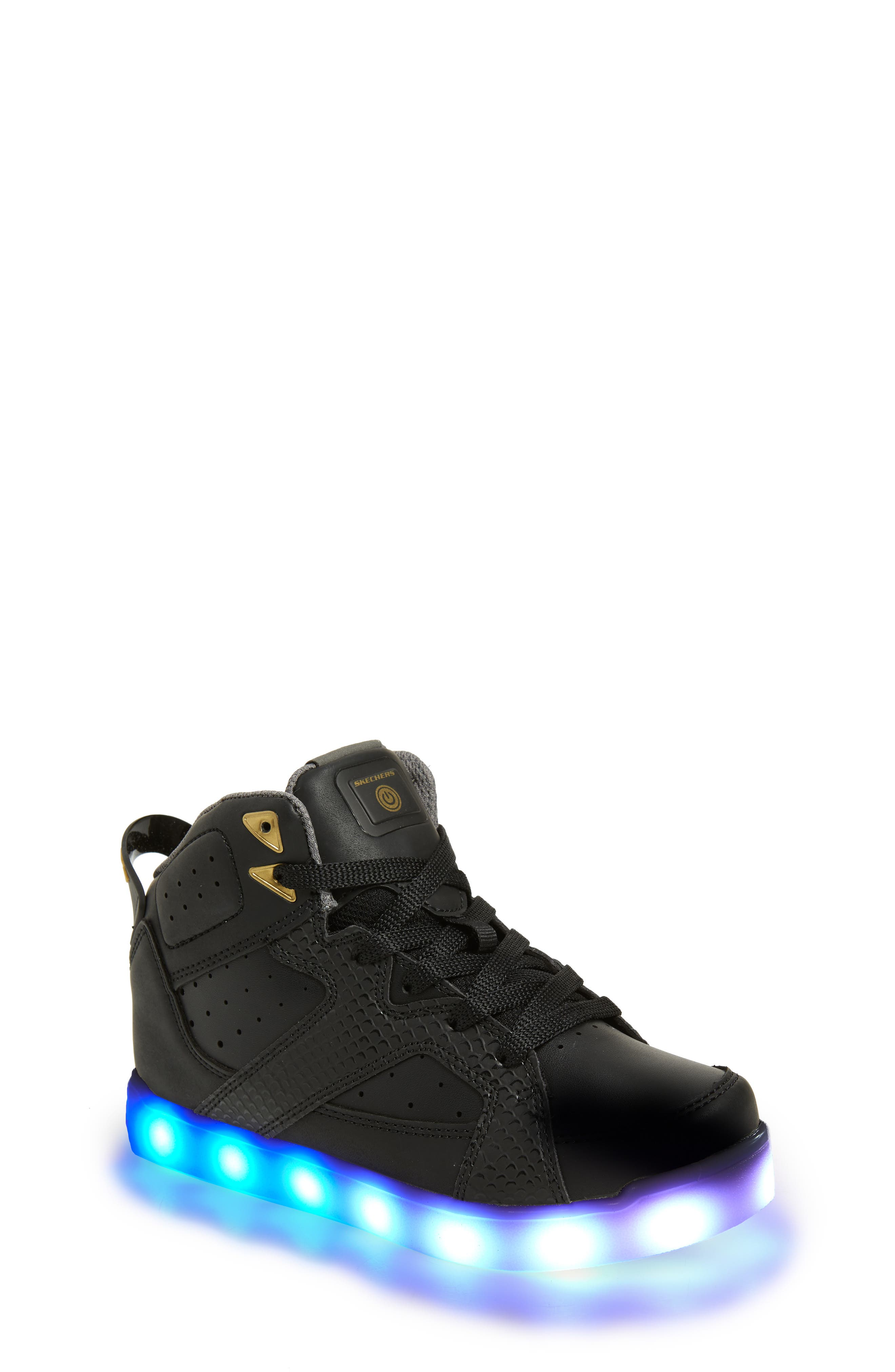 Energy Lights Pro Street Quest II Sneaker,                             Alternate thumbnail 7, color,                             017