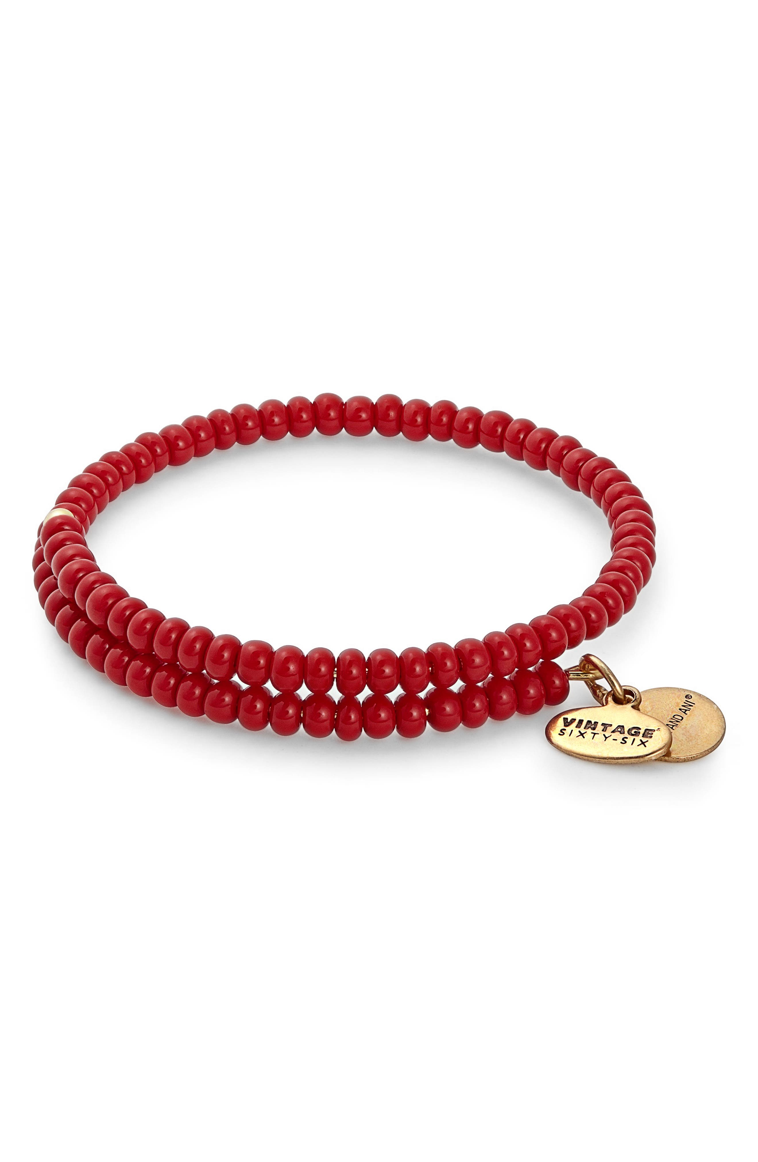 Primal Spirit Wrap Bracelet,                             Main thumbnail 8, color,