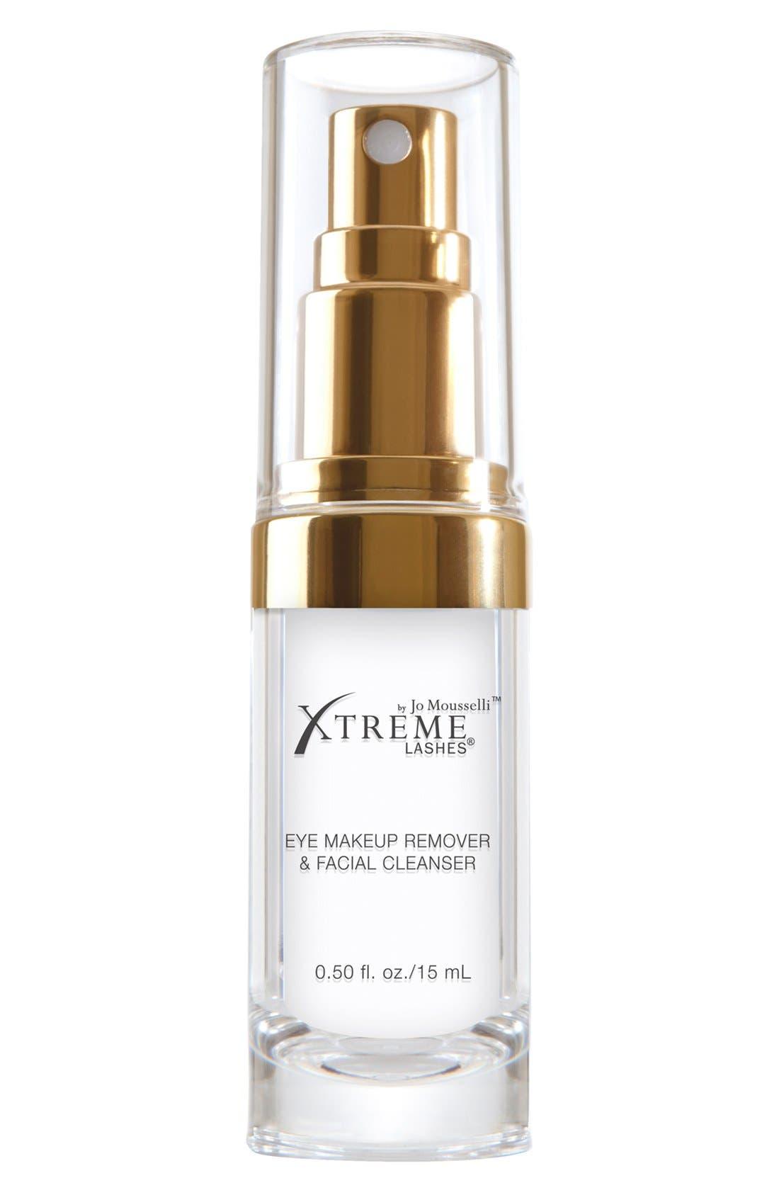 Eye Makeup Remover & Facial Cleanser,                             Alternate thumbnail 3, color,