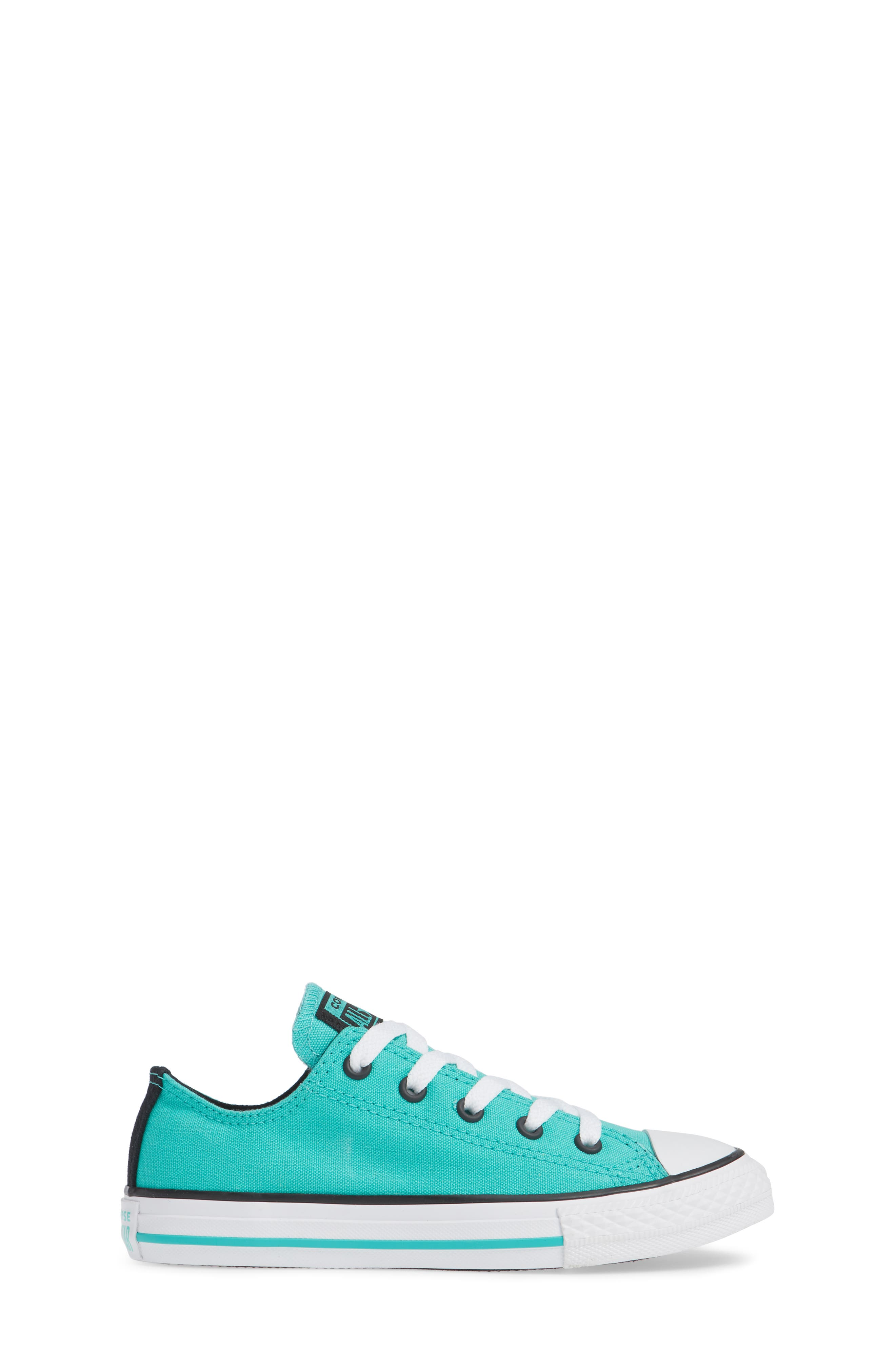 Chuck Taylor<sup>®</sup> Sneaker,                             Alternate thumbnail 3, color,                             PURE TEAL