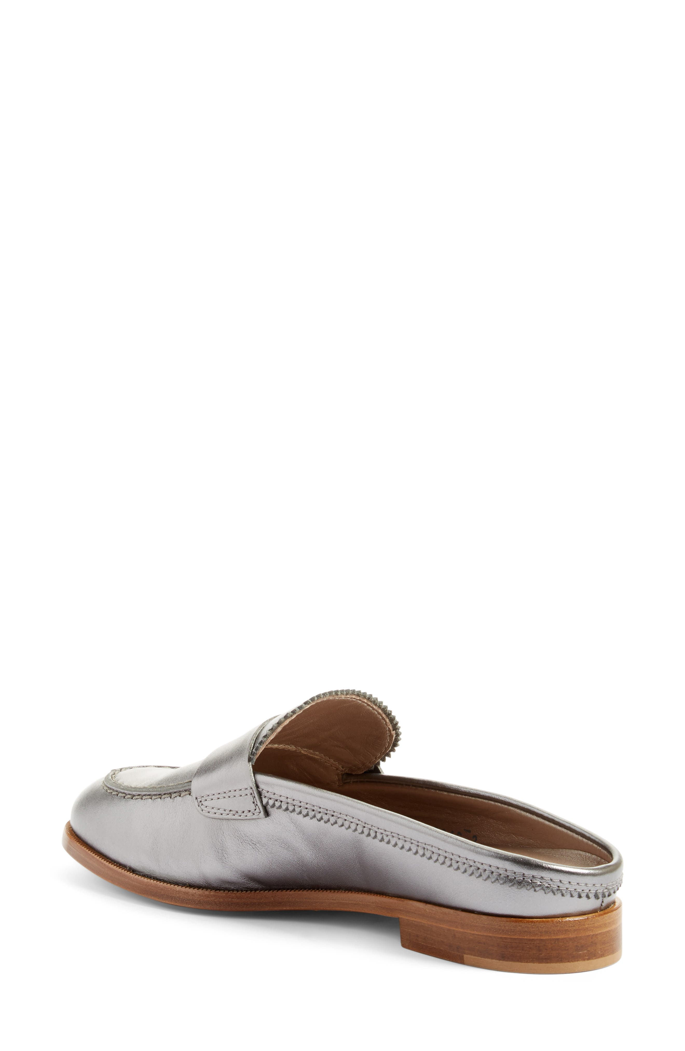 Penny Loafer Mule,                             Alternate thumbnail 6, color,