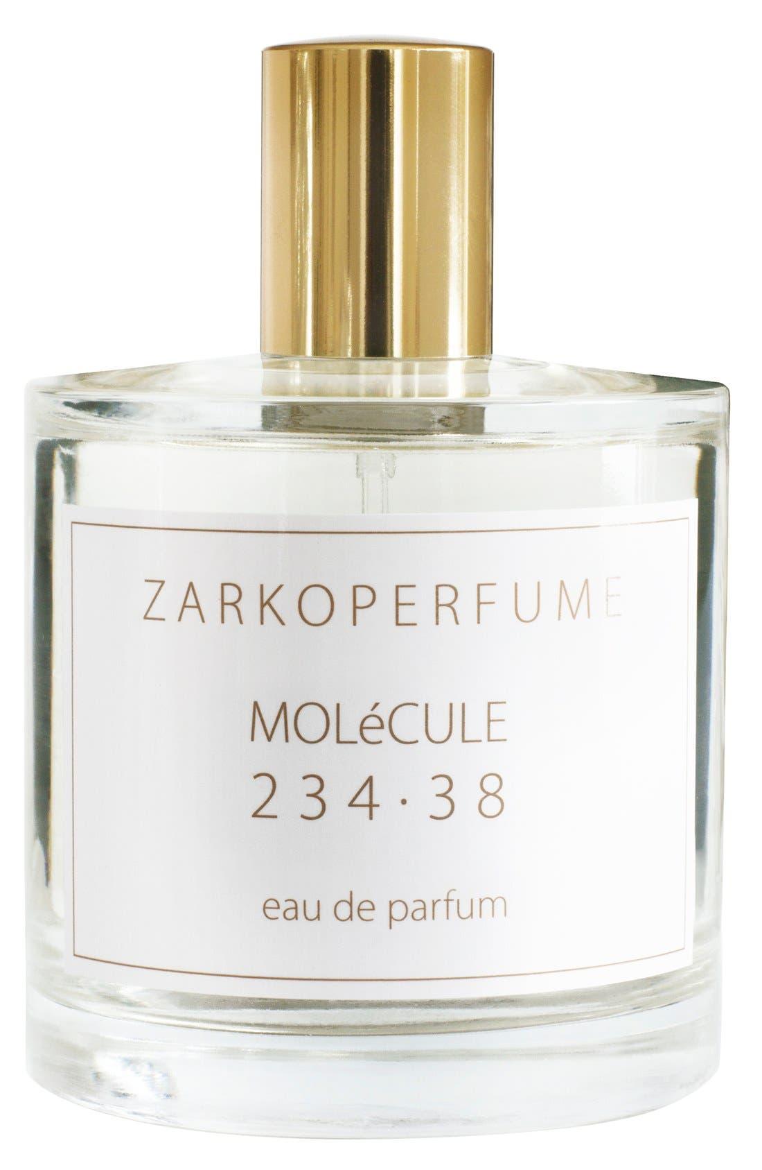 'MOLéCULE 234.38' Eau de Parfum,                             Main thumbnail 1, color,                             000