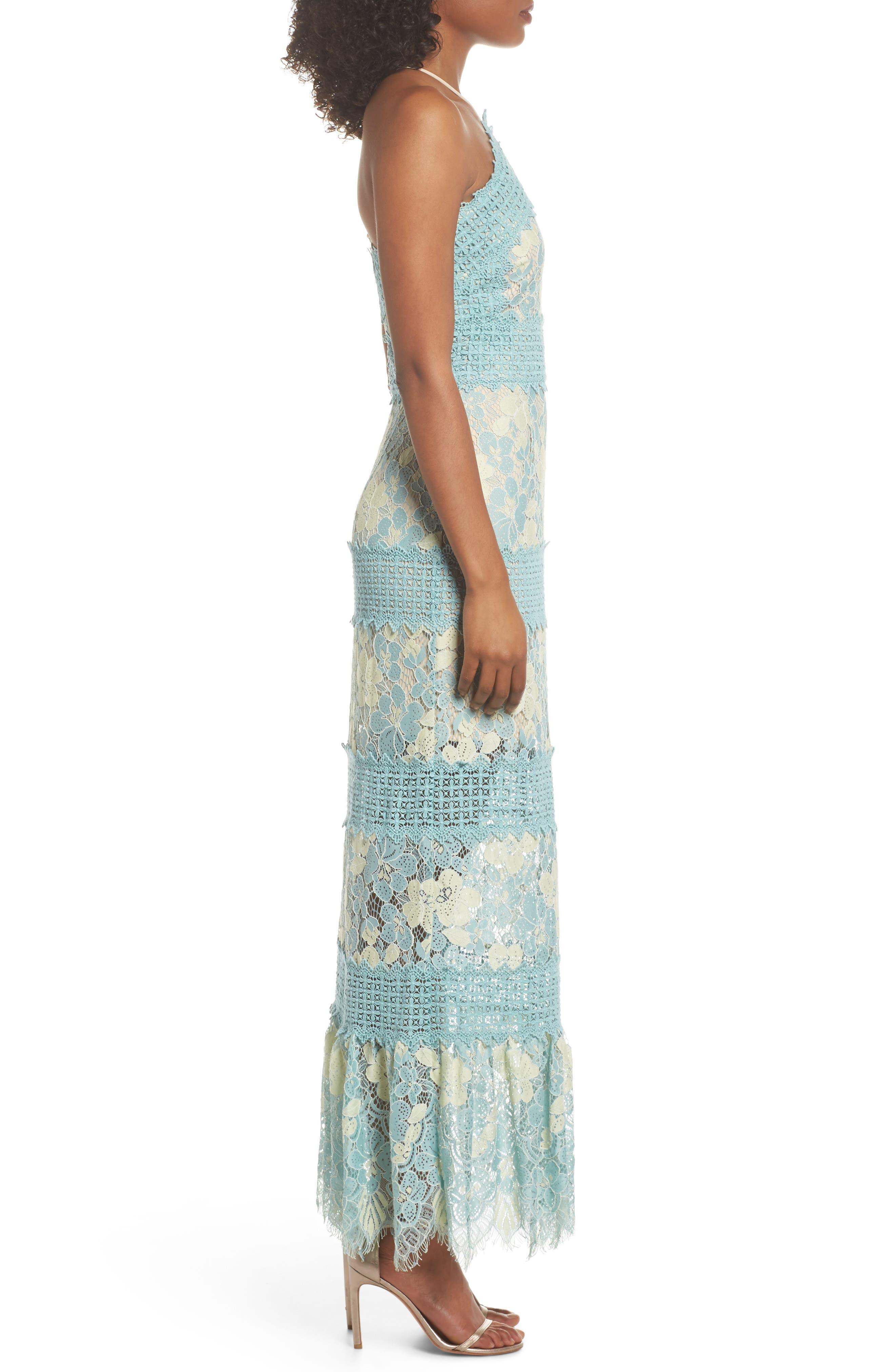 Tabitha Lace Maxi Dress,                             Alternate thumbnail 6, color,