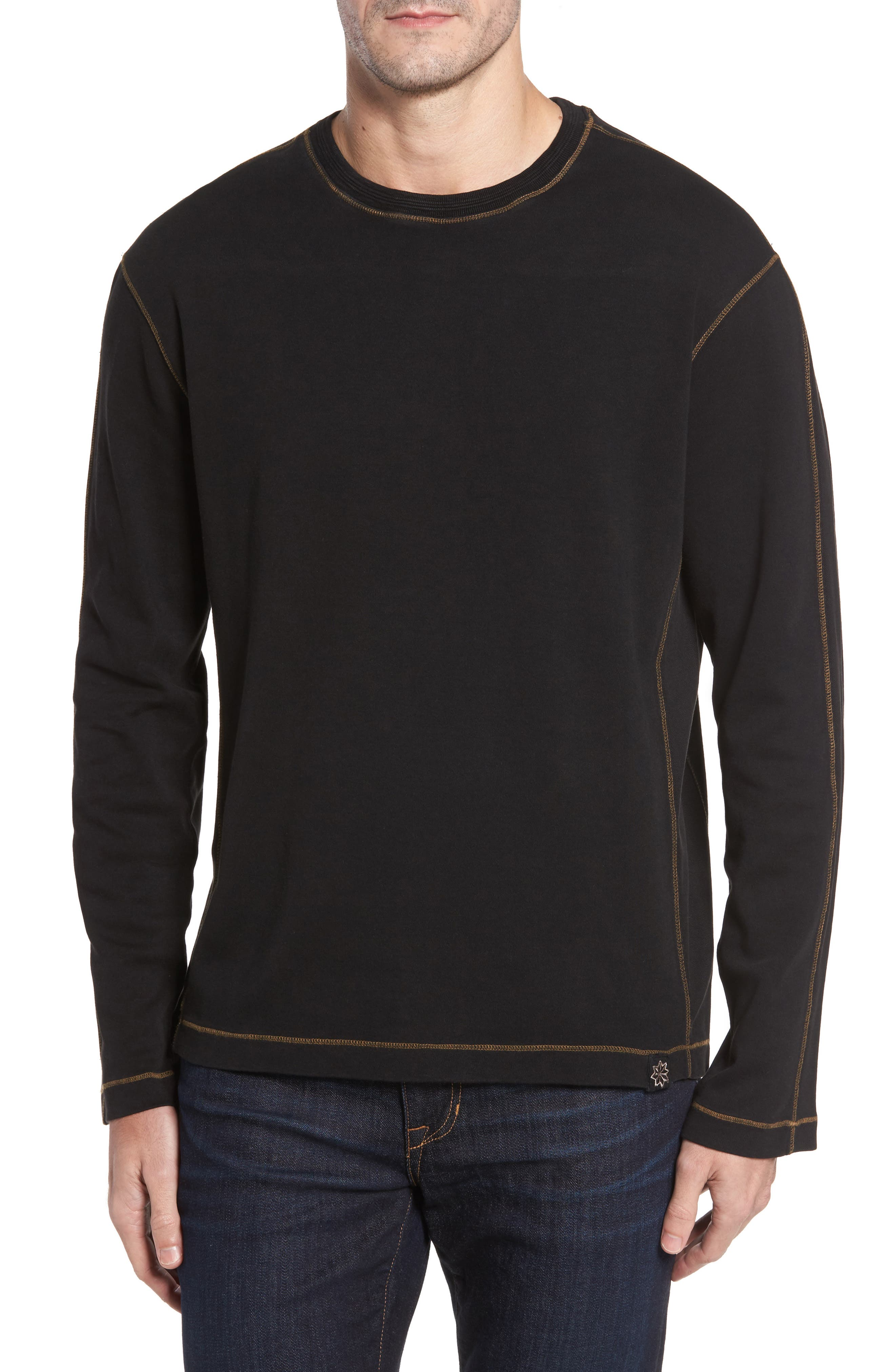 Kenyon Long Sleeve T-Shirt,                             Main thumbnail 1, color,                             001